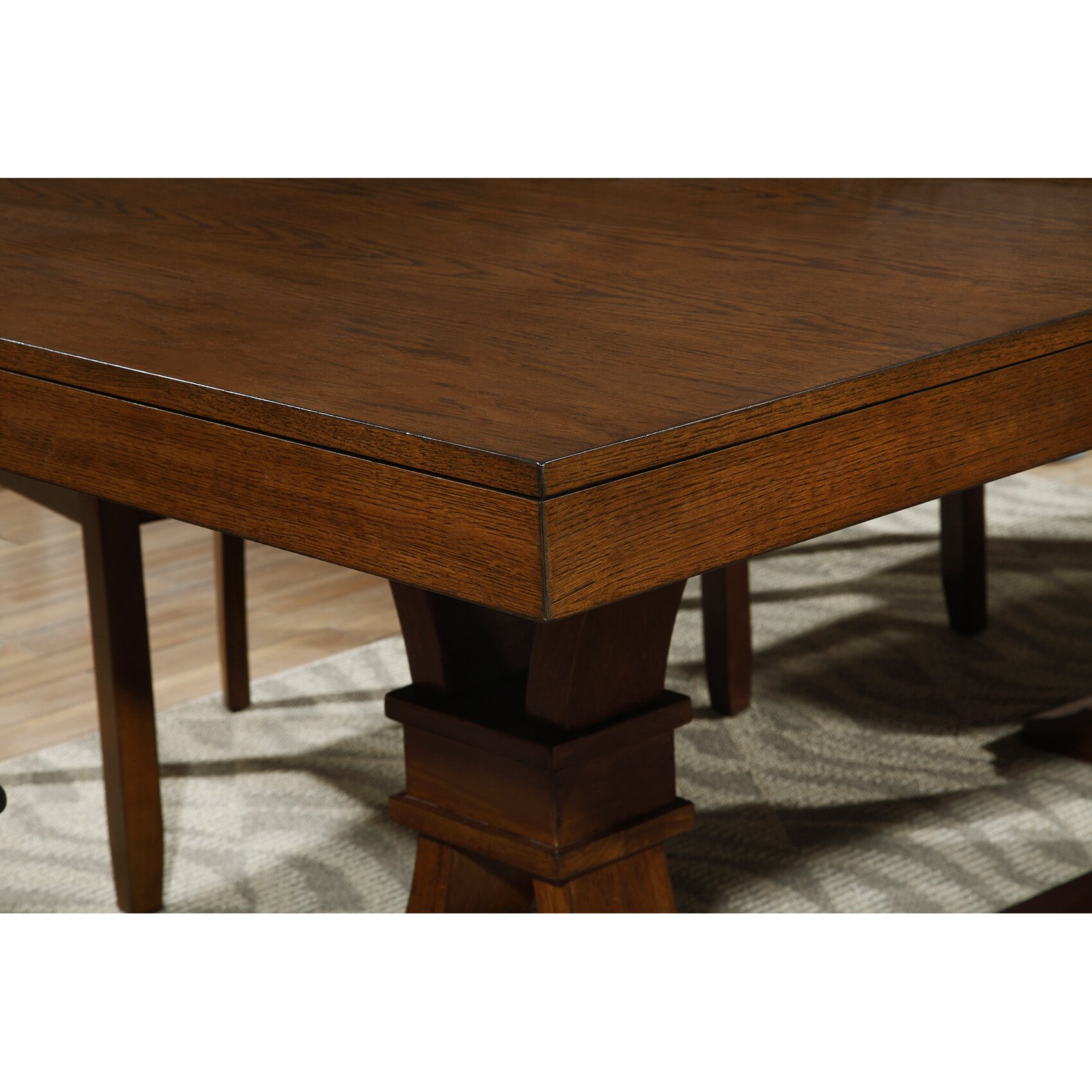 Wildon home abrams dining table reviews for Wayfair dining table