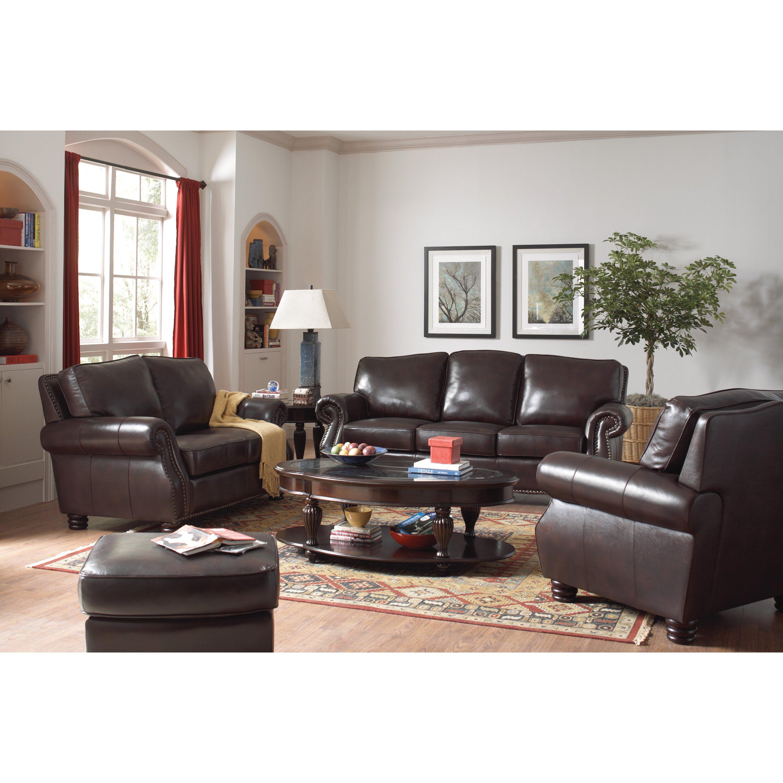 Wildon Home Briscoe Leather Modular Sofa Reviews Wayfair