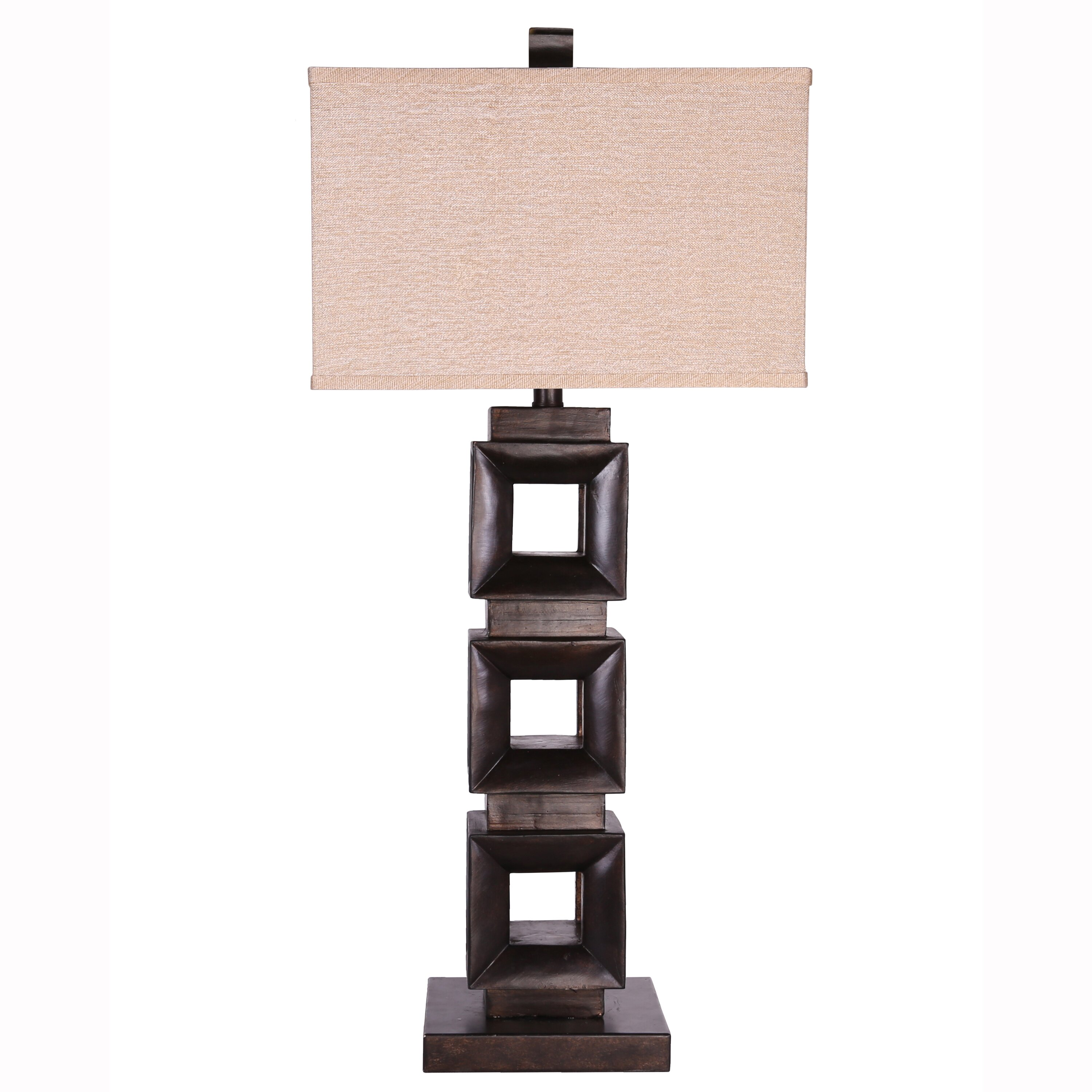 Lighting lamps table lamps wildon home 174 sku cst40256