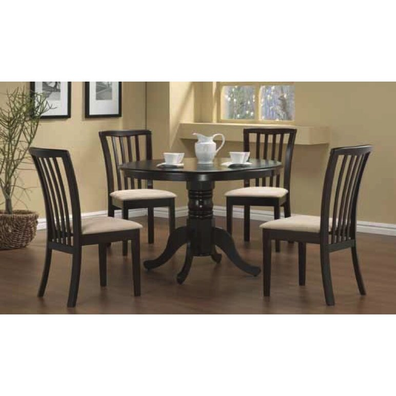Wildon home everett dining table reviews for Wildon home dining