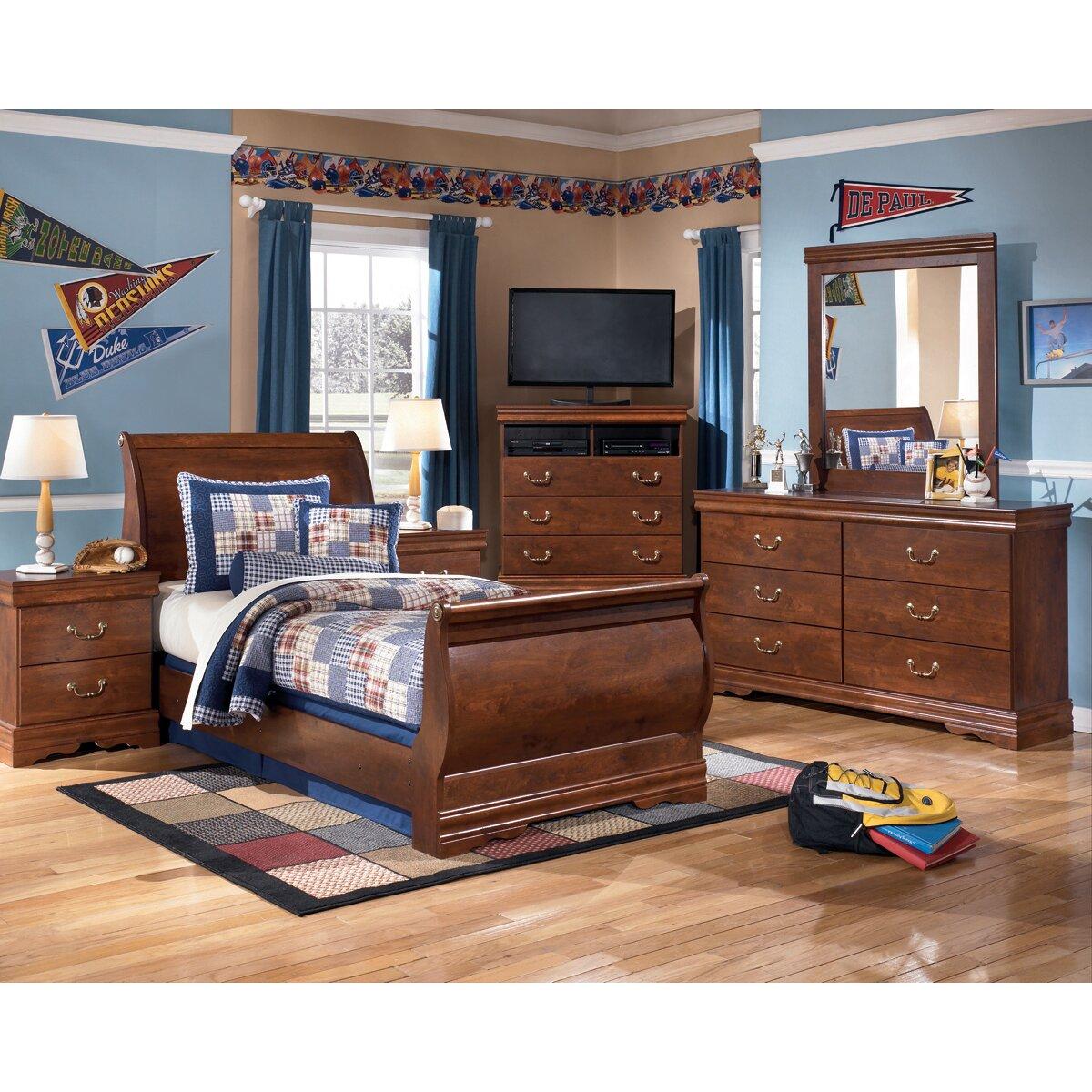 Wildon Home Wilmington Sleigh Headboard Reviews Wayfair