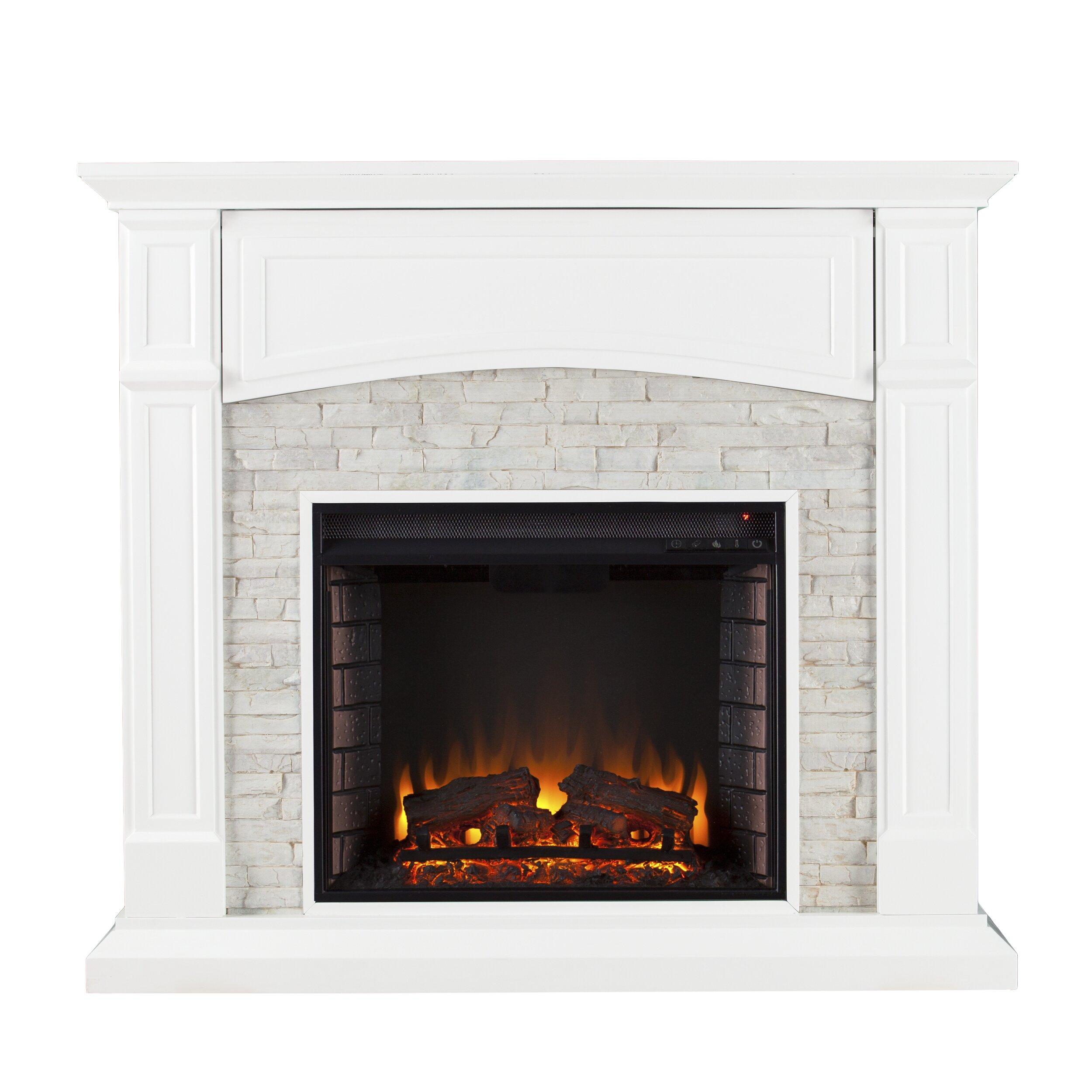 Wayfair fireplace