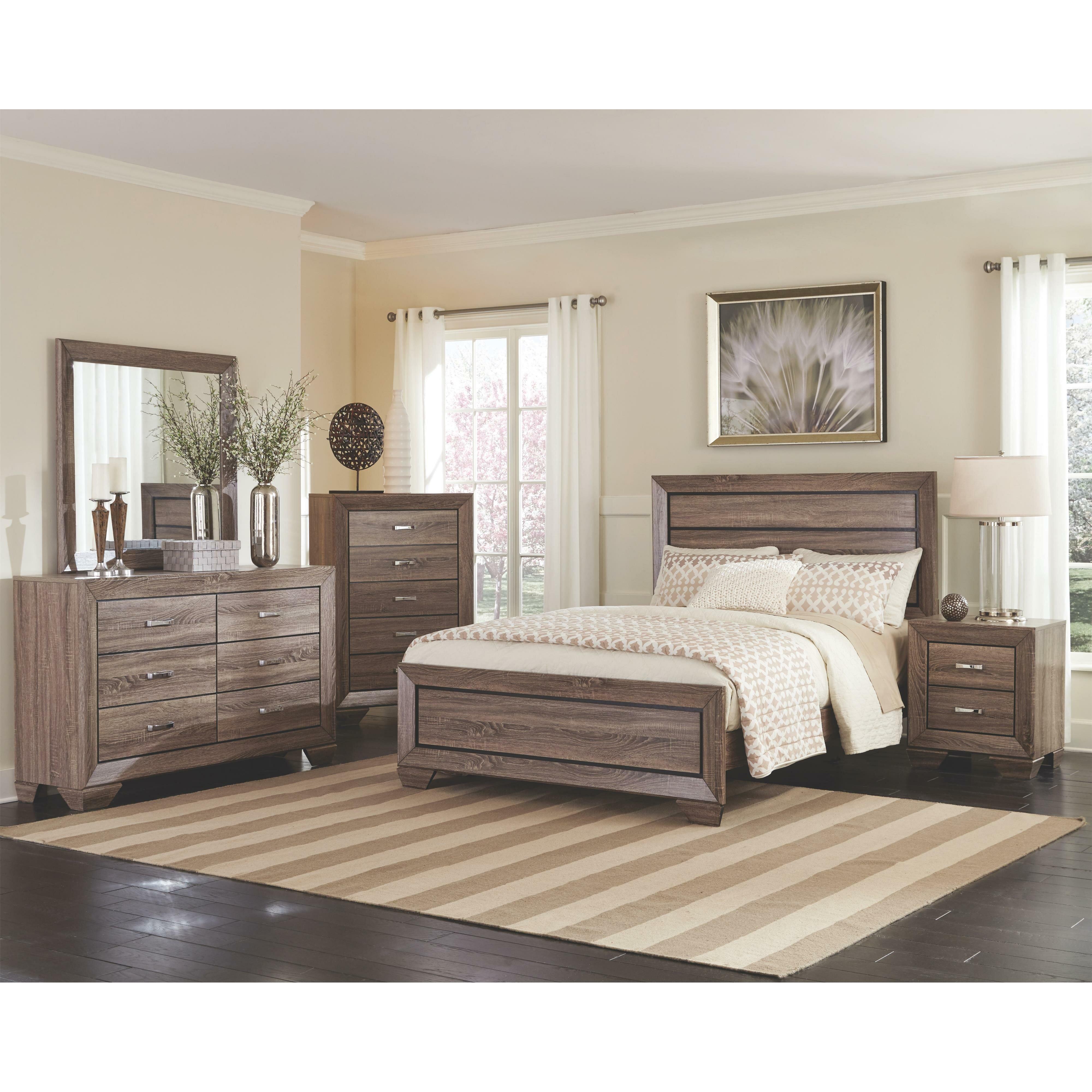Wildon Home Kauffman Panel Customizable Bedroom Set Reviews