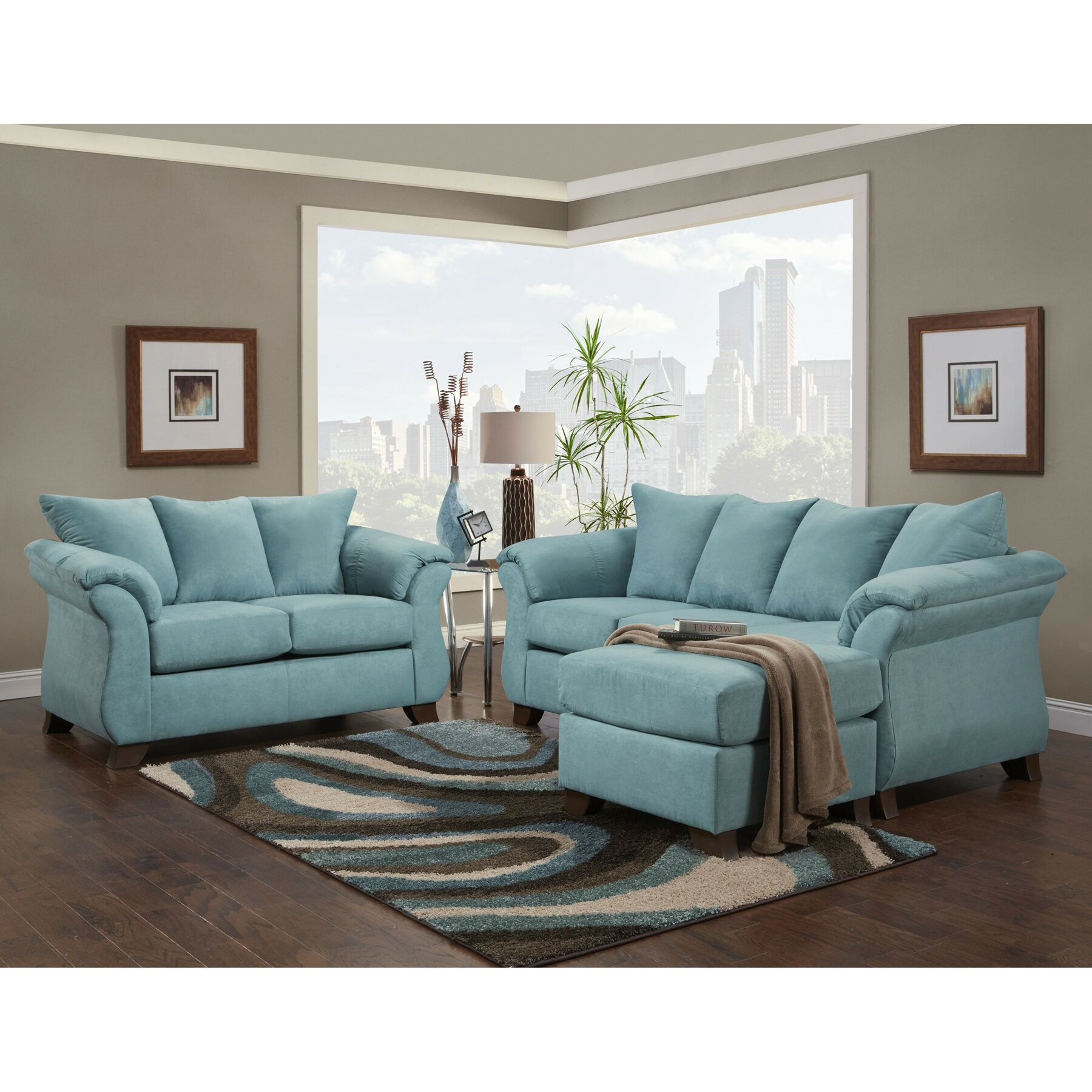 Wildon Home Cailyn Living Room Collection