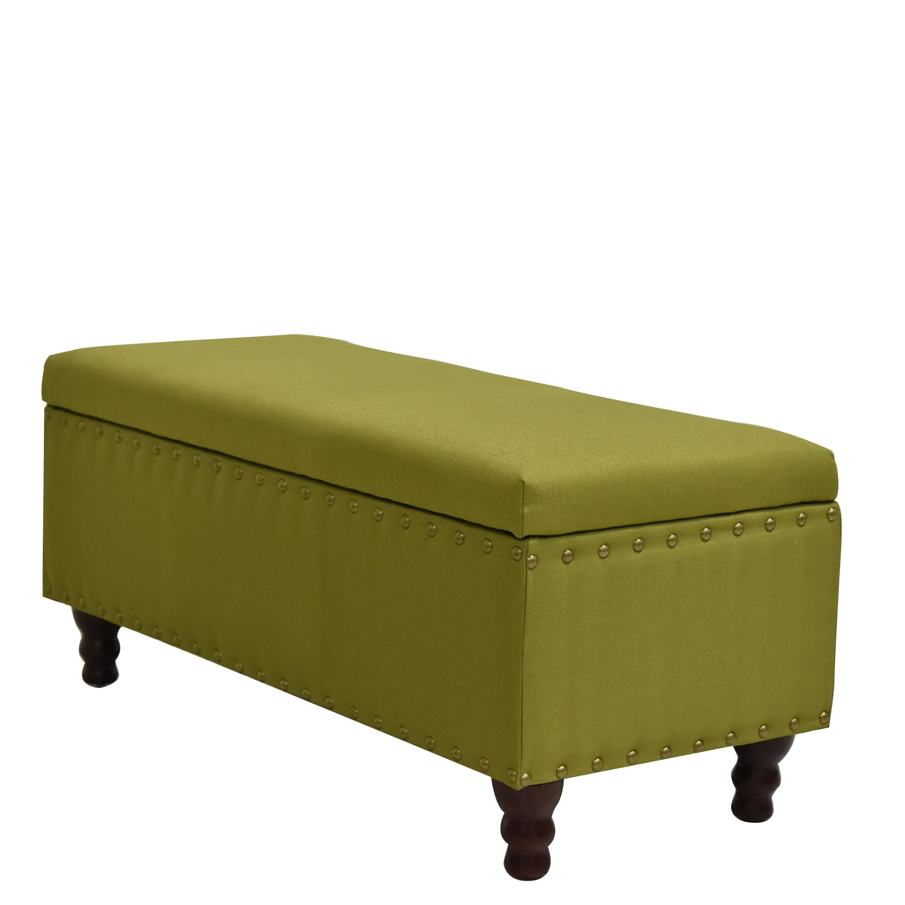 Wildon Home Cleo Storage Bench Ottoman Reviews Wayfair