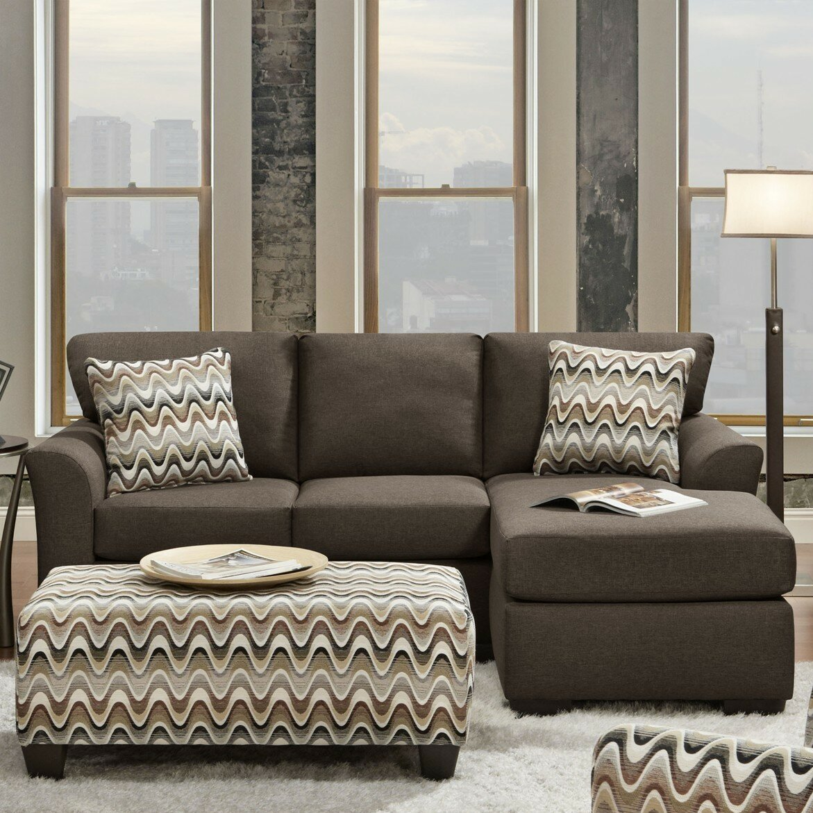 Wildon Home Charlie Living Room Collection