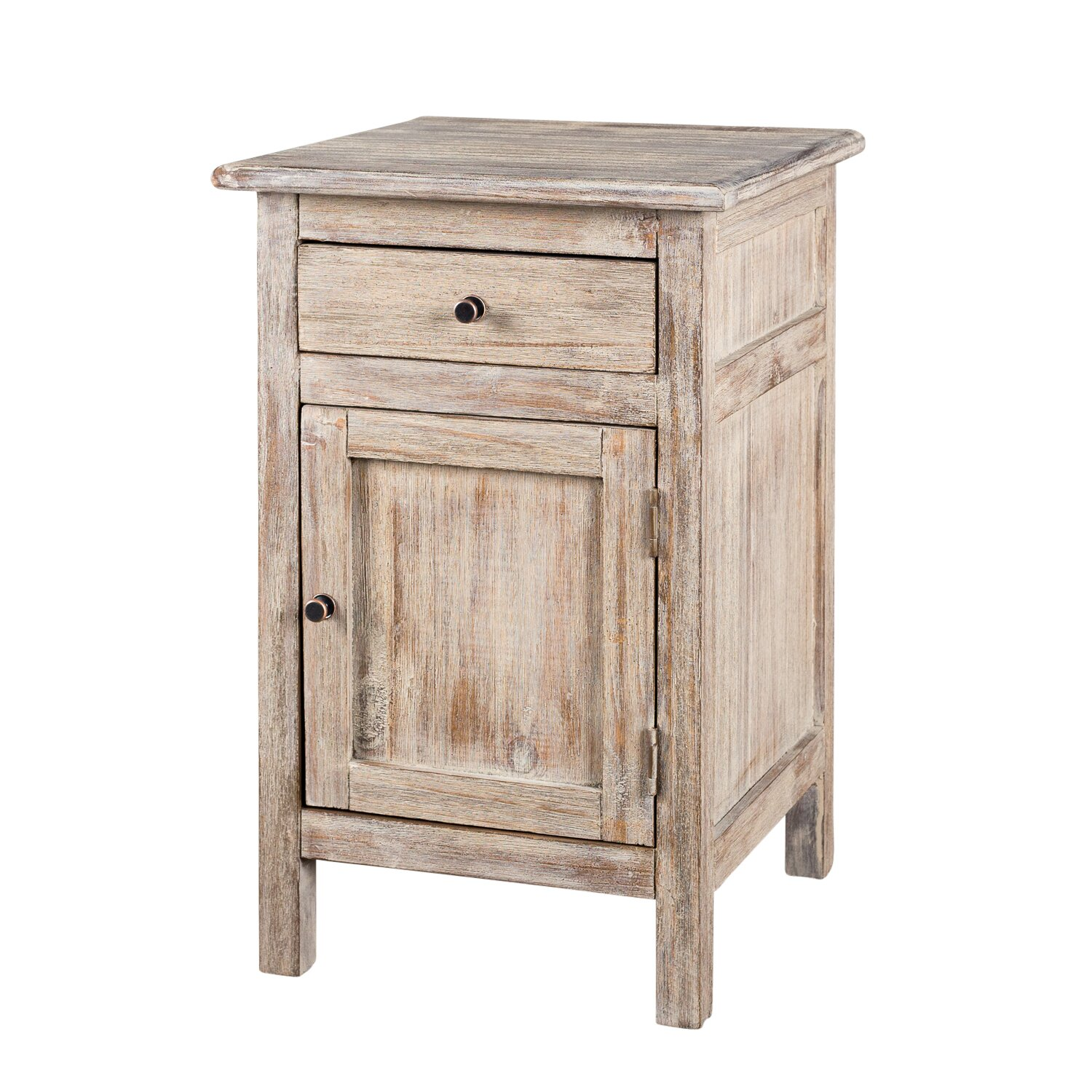 Wildon Home Kambrina 1 Drawer Nightstand Wayfair