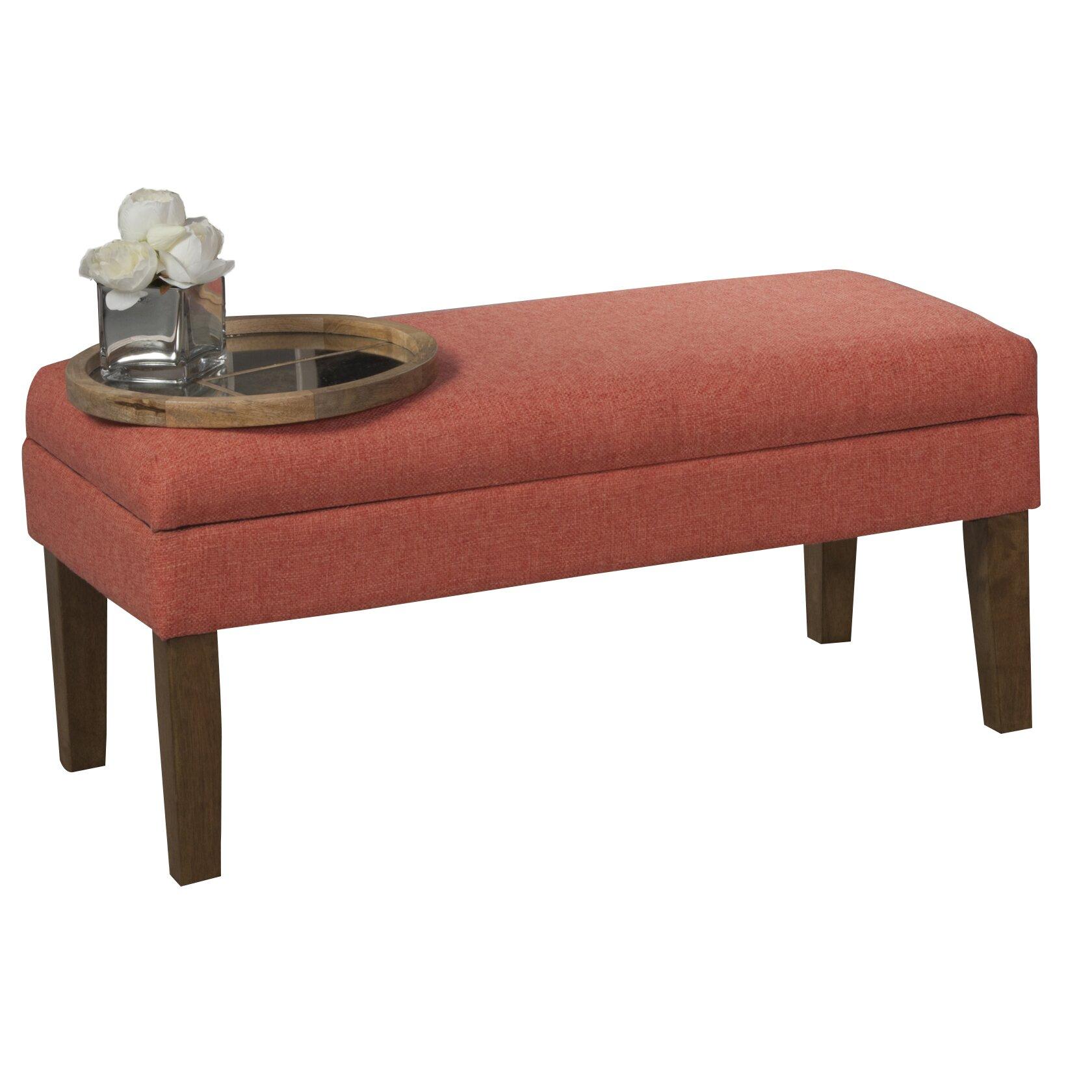Wildon Home Axtell Decorative Storage Bench Reviews Wayfair