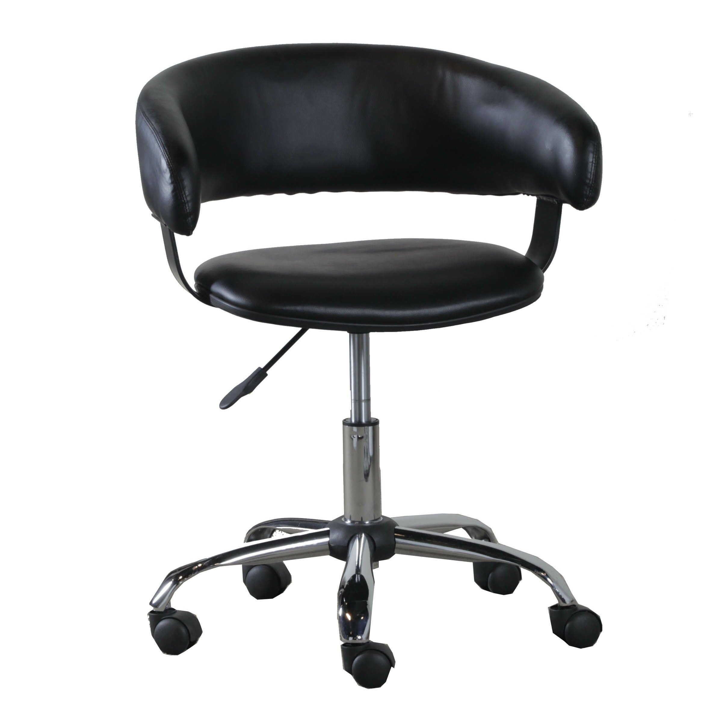 Wildon Home Sebring Low Back Office Chair With Caster Reviews