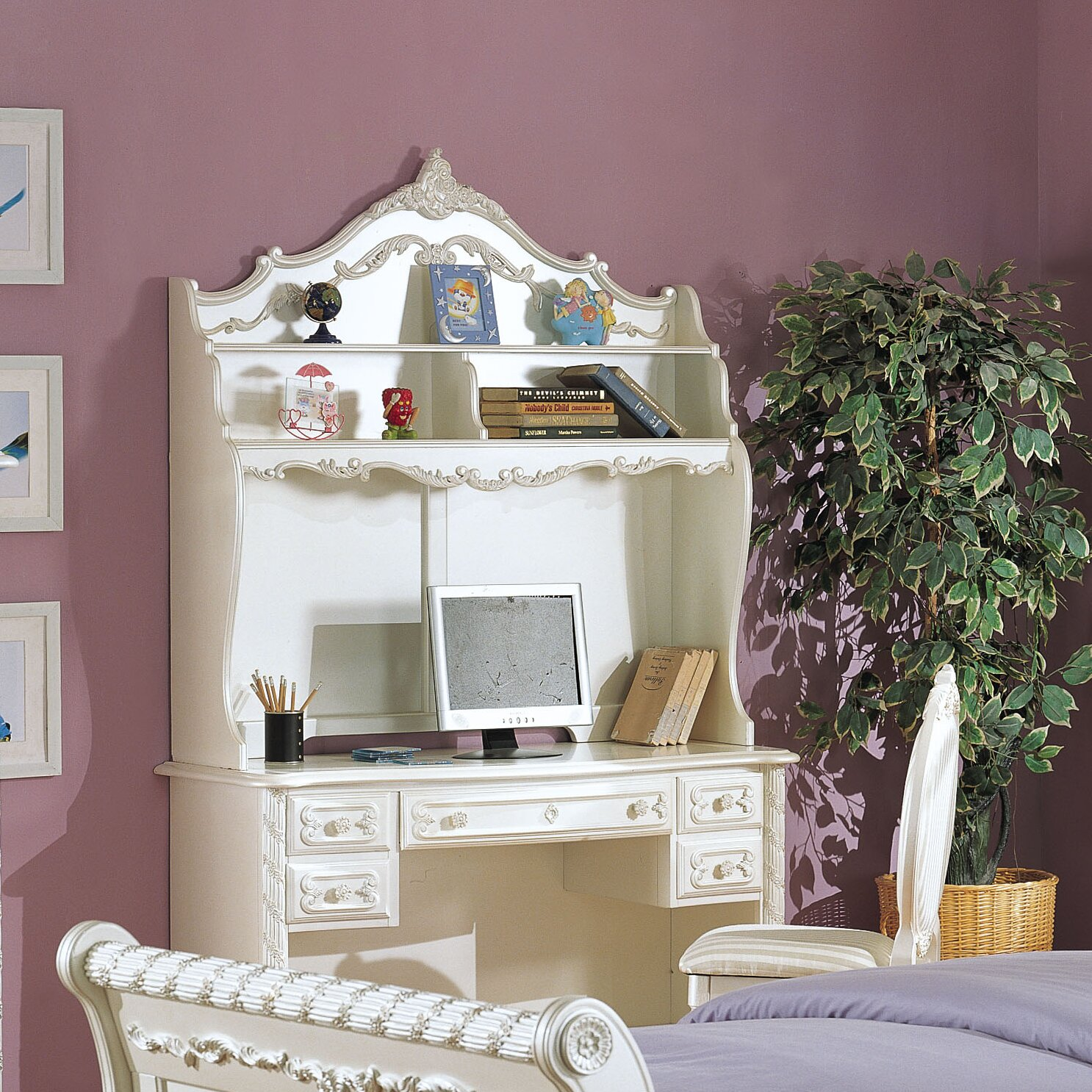 Wildon Home Sleigh Customizable Bedroom Set Reviews