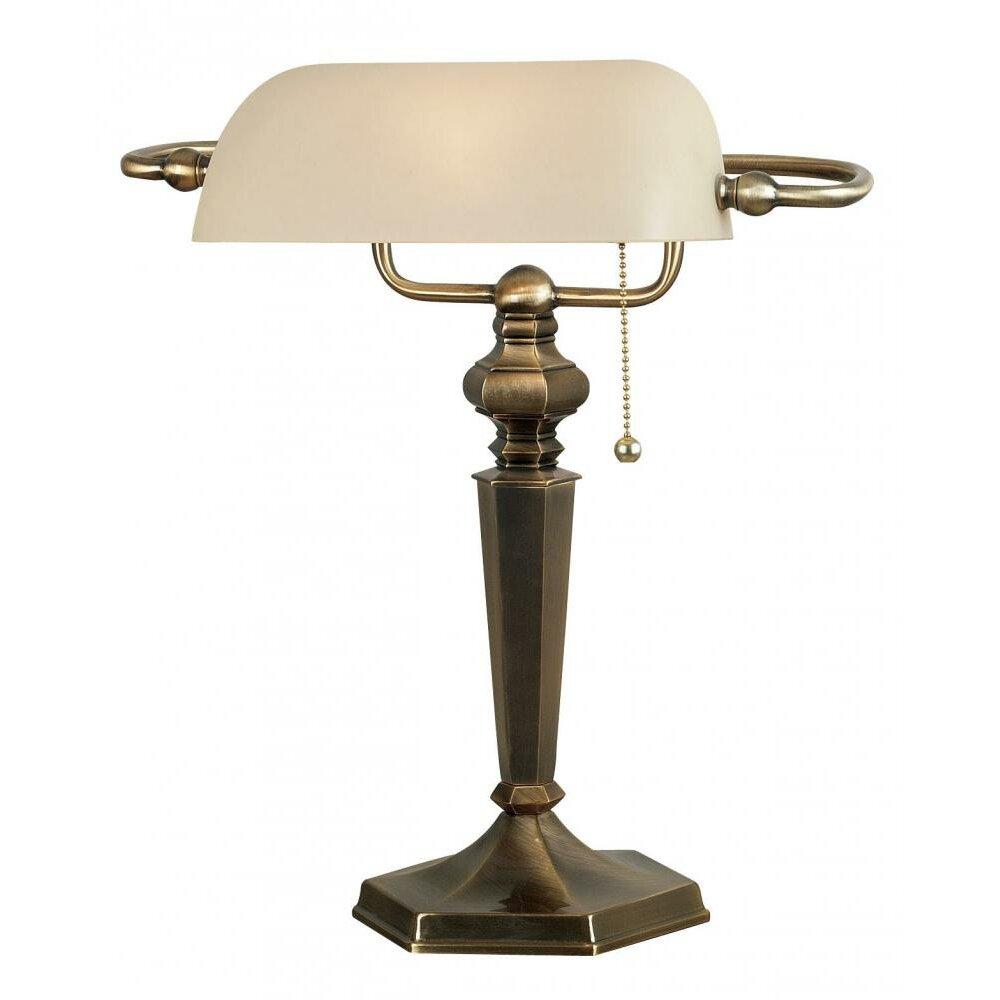 Wildon Home 174 Mackinley Banker 15quot Table Lamp amp Reviews  : Alton2BBankers2BTable2BLamp2Bin2BGeorgetown2BBronze from www.wayfair.com size 1000 x 1000 jpeg 64kB