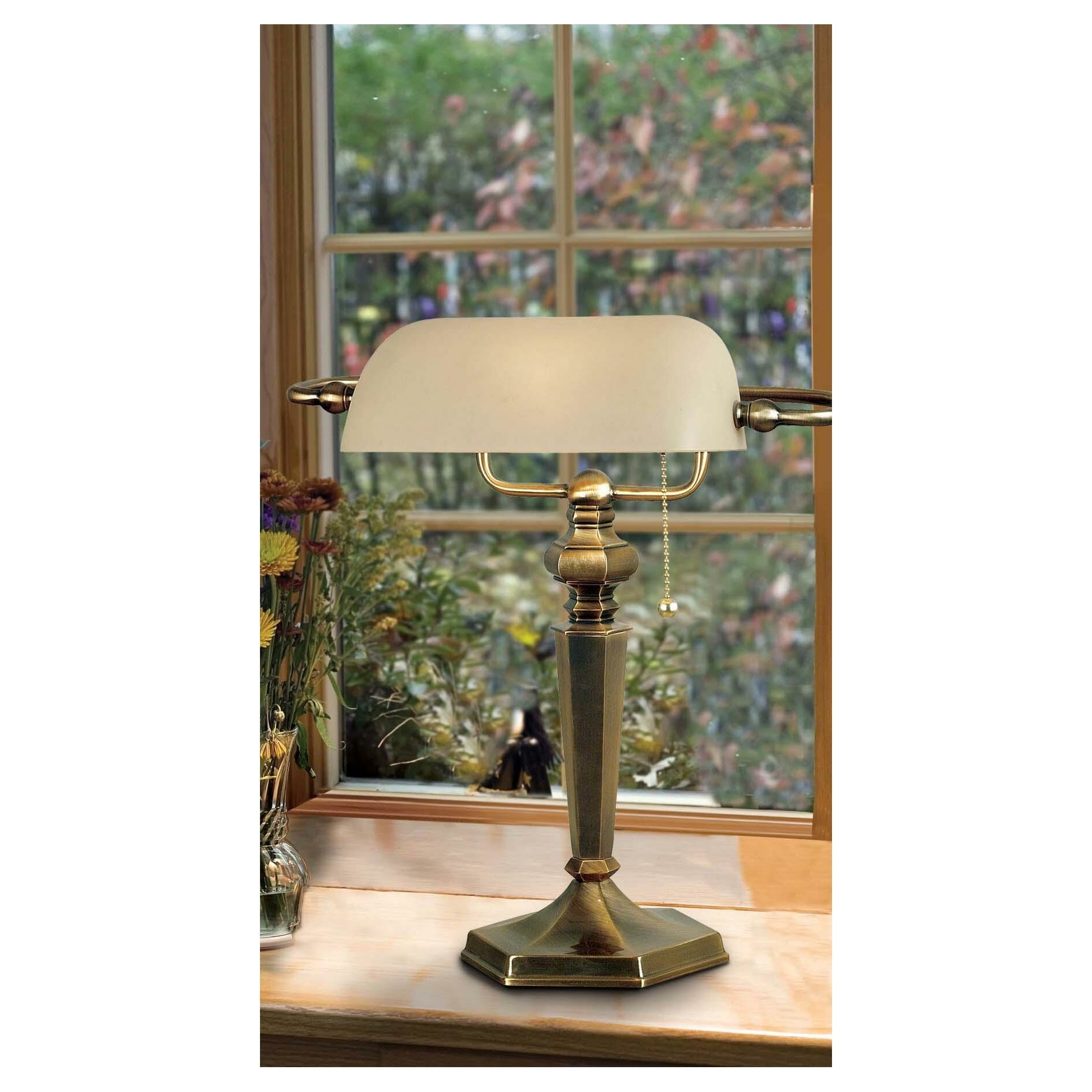 Wildon Home 174 Mackinley Banker 15quot Table Lamp amp Reviews  : AltonBankersTableLampinGeorgetownBronze from www.wayfair.com size 1890 x 1890 jpeg 374kB