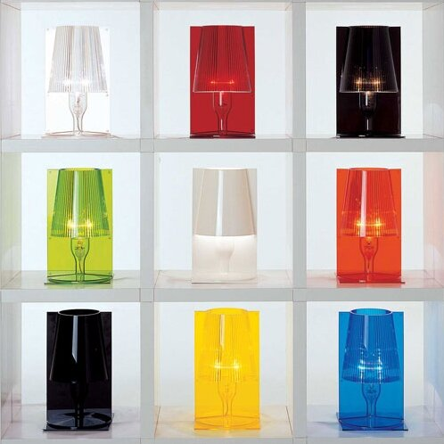 Kartell Take 12 Quot Table Lamp Amp Reviews Wayfair
