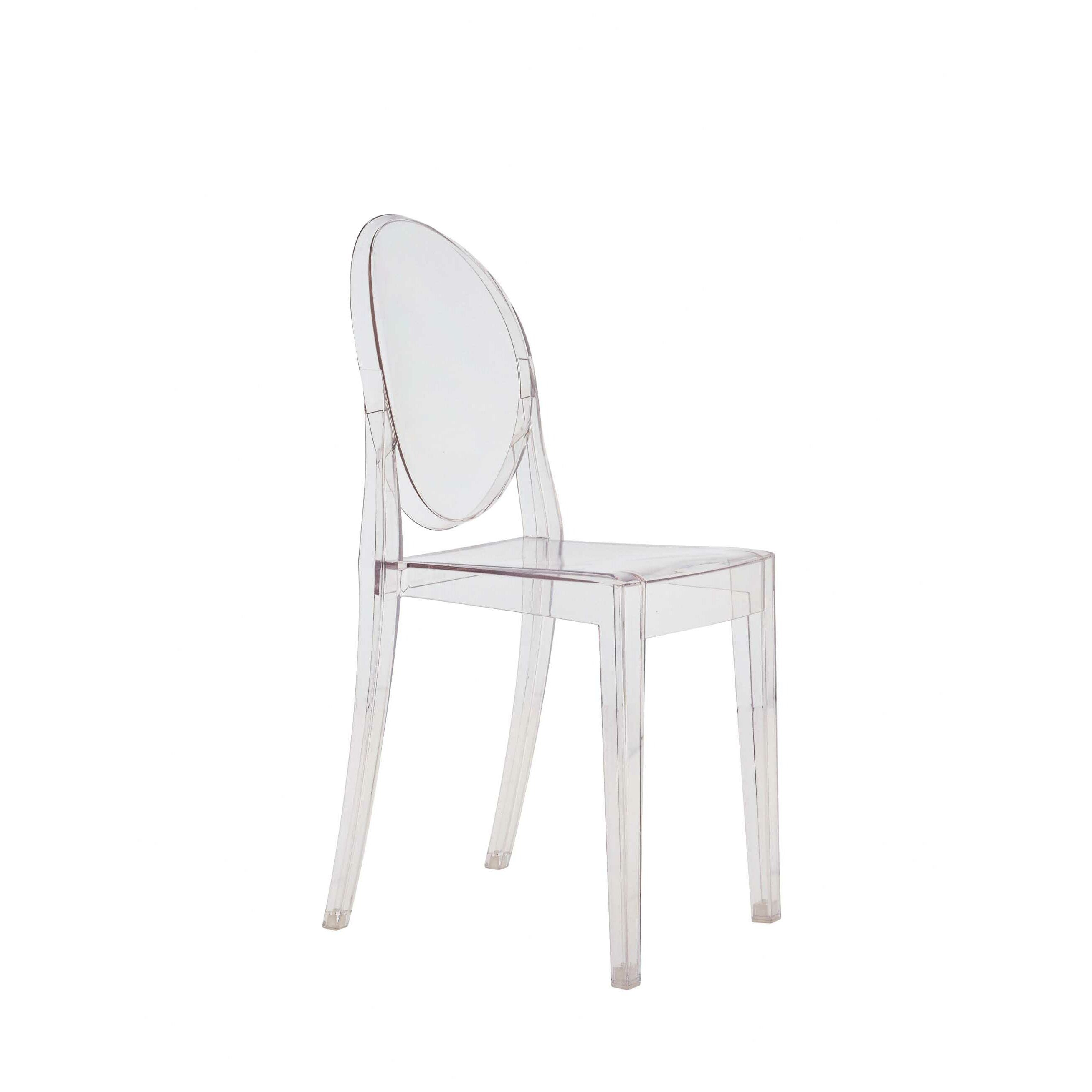 kartell victoria ghost chair reviews wayfair. Black Bedroom Furniture Sets. Home Design Ideas