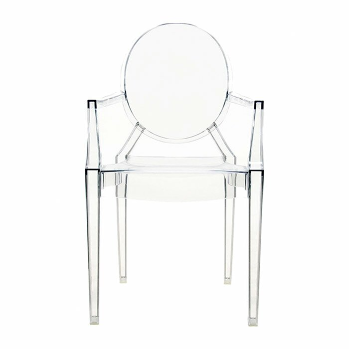 Kartell Louis Ghost Arm Chair Reviews Wayfair