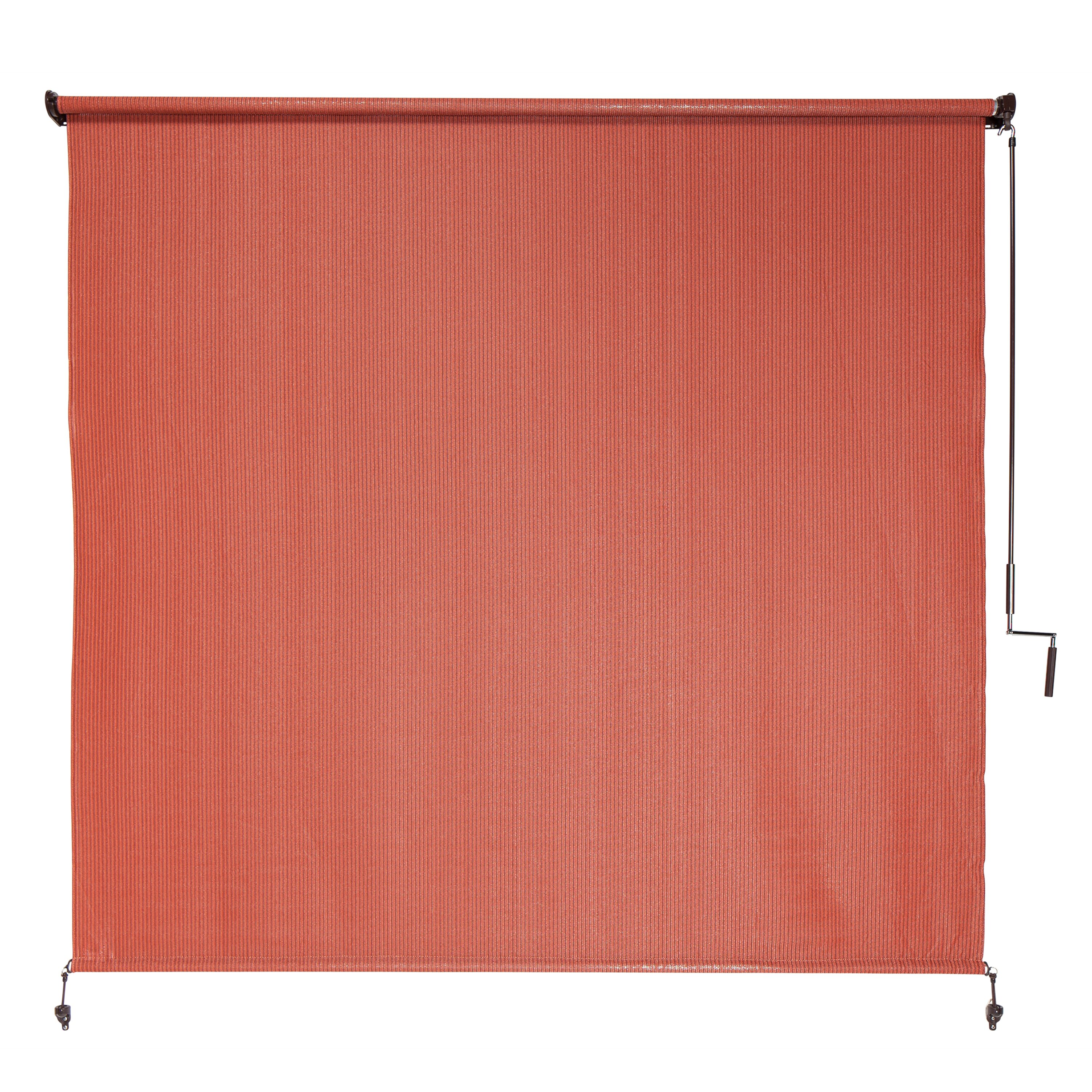 Coolaroo Cordless Outdoor Roller Shade Reviews Wayfair