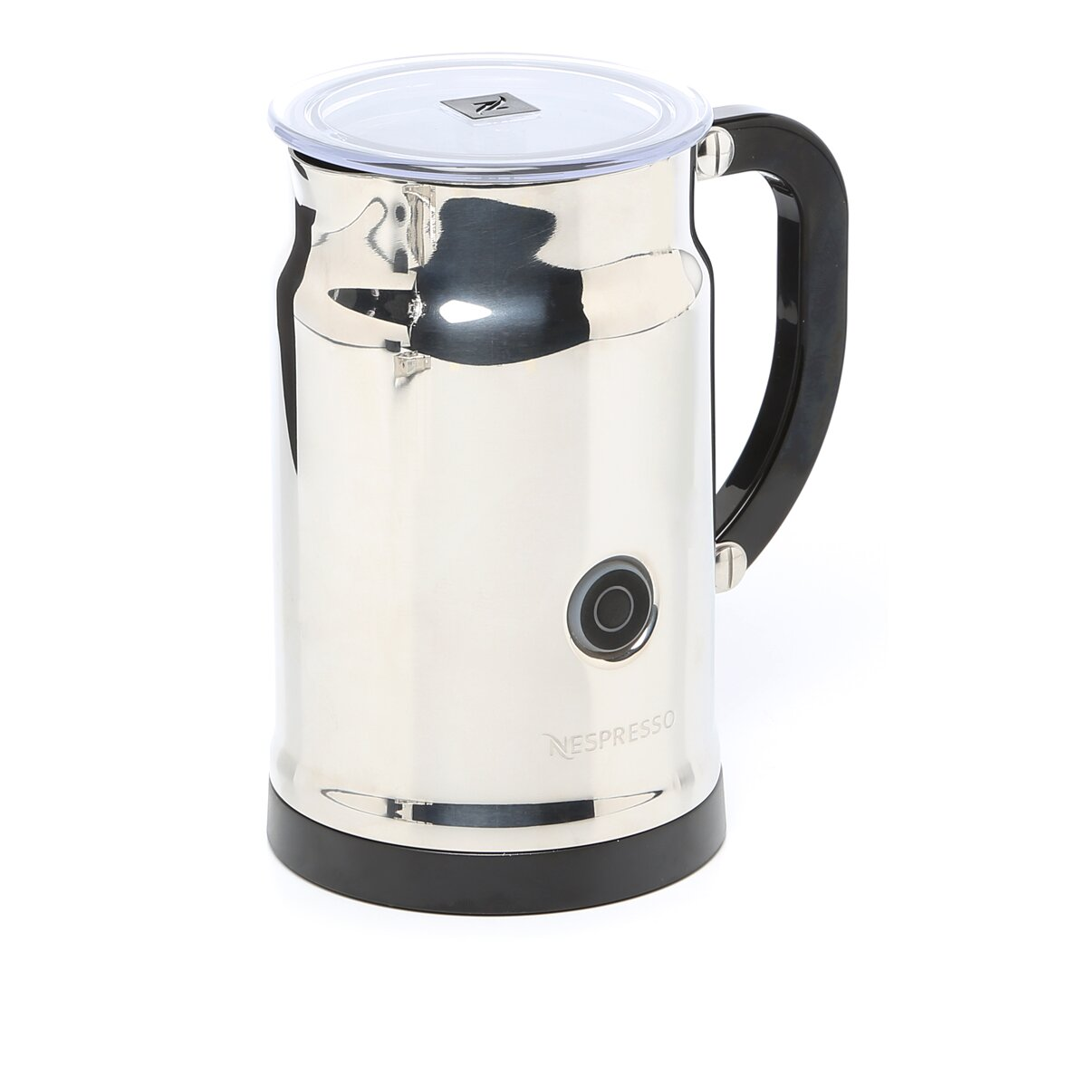 nespresso pixie espresso maker with aerocinno milk frother reviews wayfair. Black Bedroom Furniture Sets. Home Design Ideas