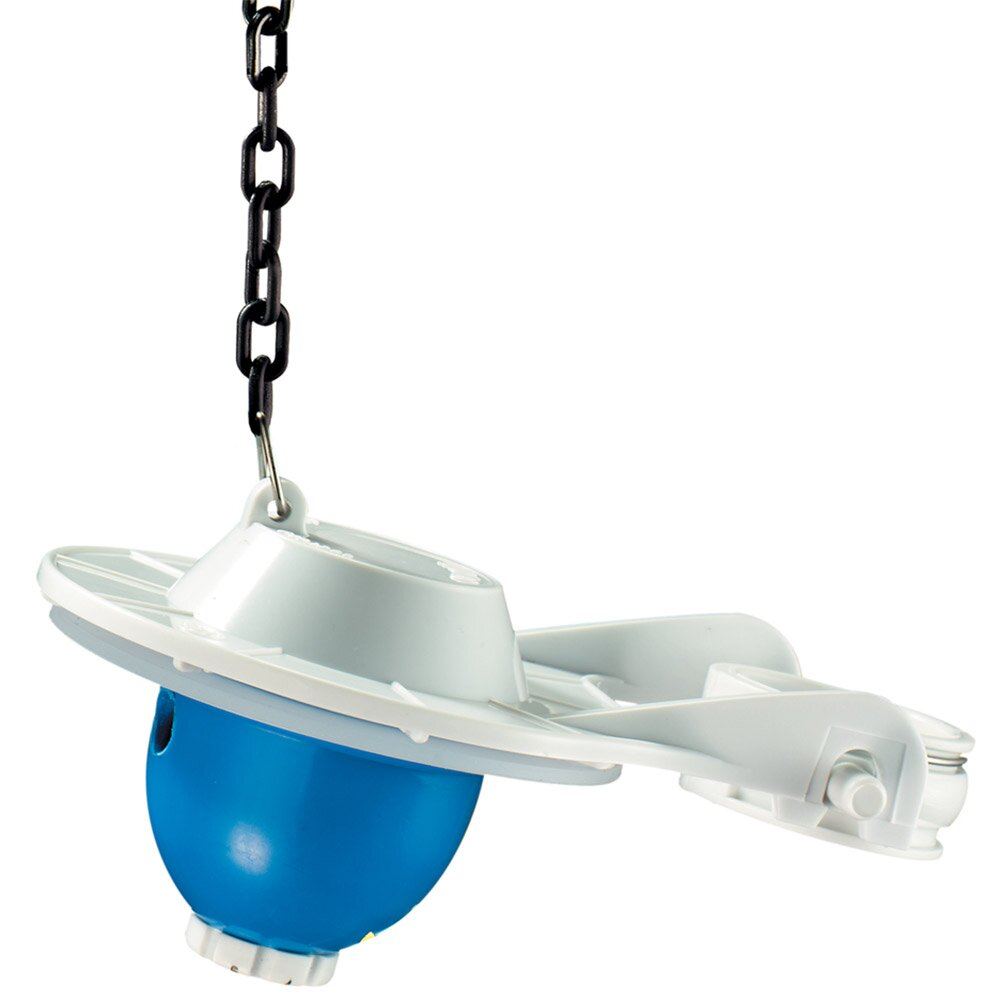 WaxmanConsumerGroup PlumbCraft Water Saving Forever Adjustable Toilet Flapper