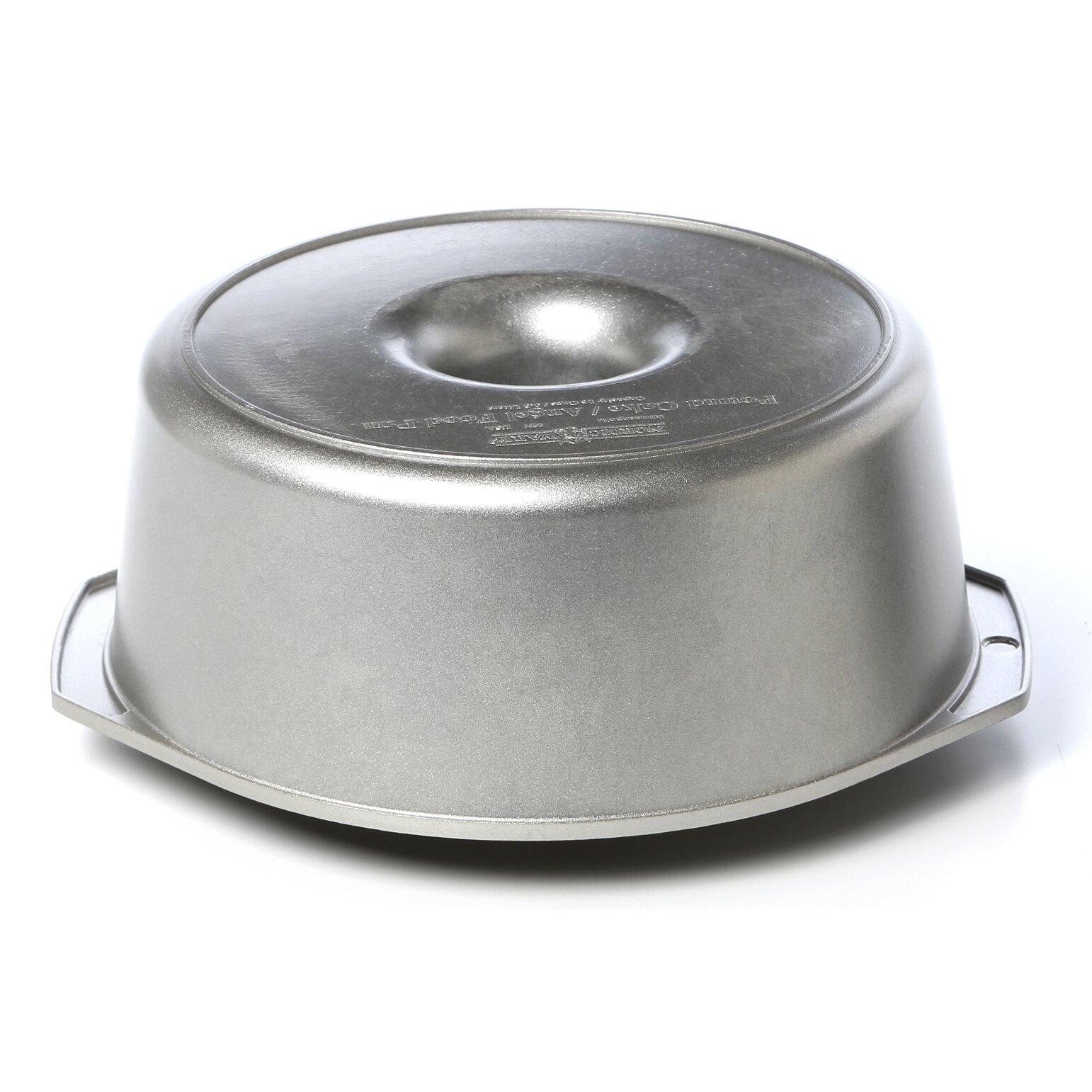 Square Pound Cake Pan