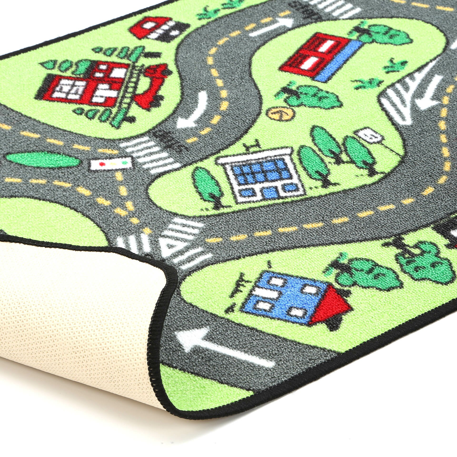 Learning Rug: Learning Carpets Giant Road Play Area Rug & Reviews