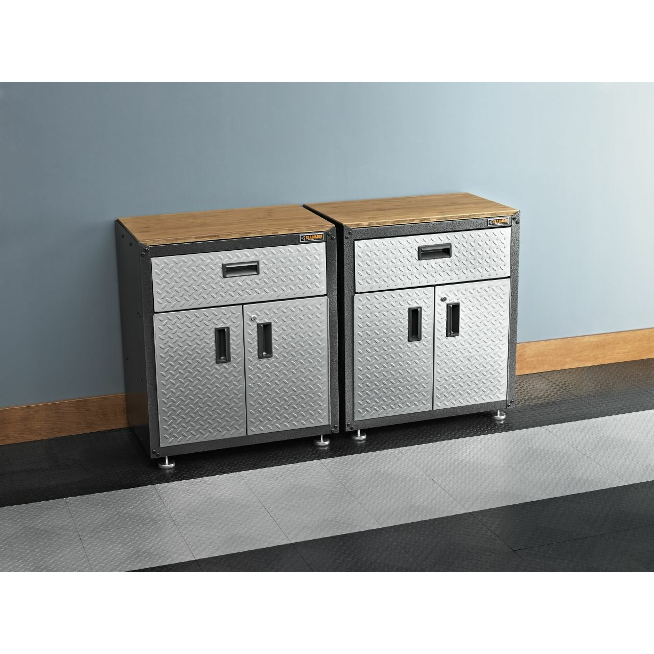 Ready To Assemble Kitchen Cabinets Reviews Gladiator Ready To Assemble 31 Quot H X 28 Quot W X 18 Quot D Steel 0