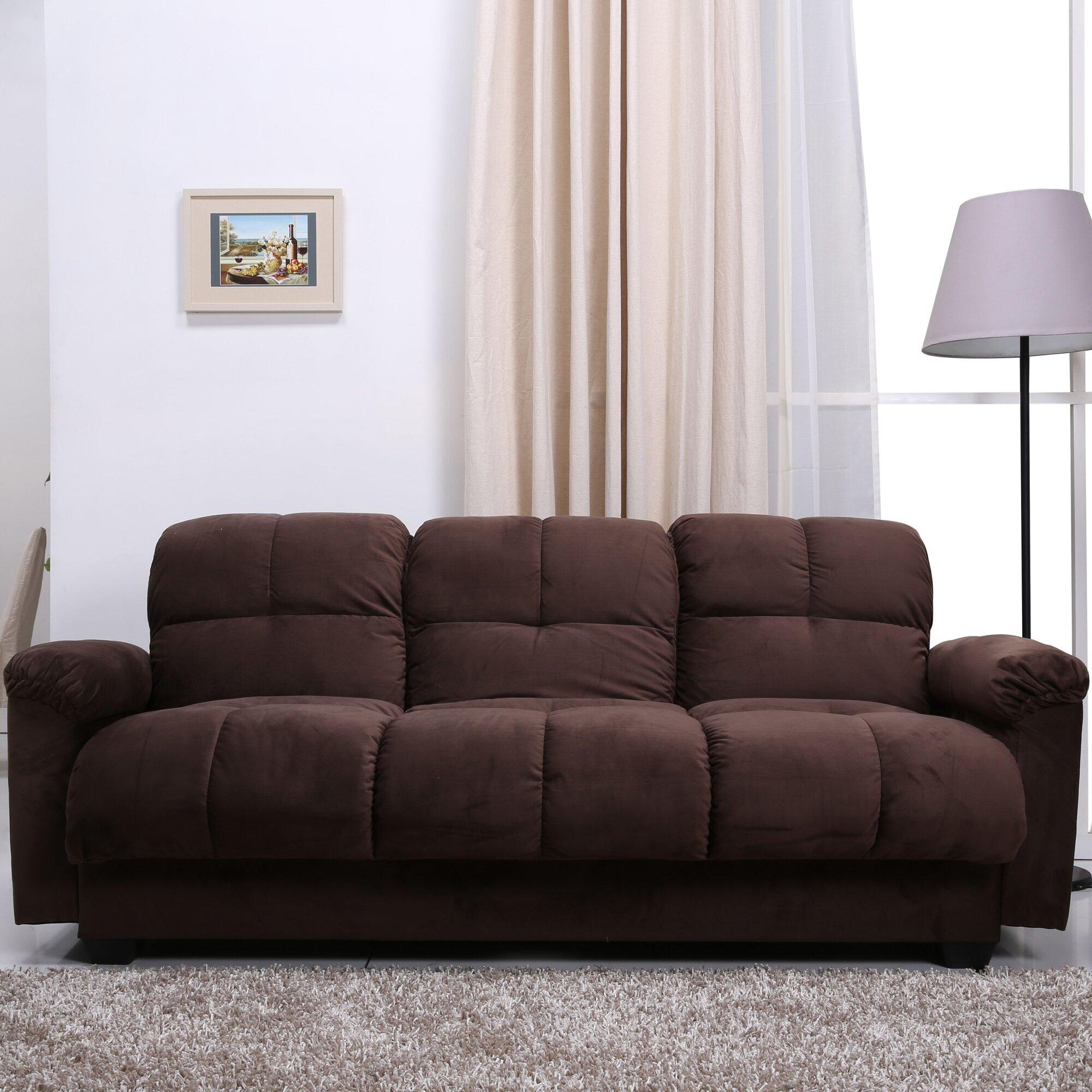 Gold Sparrow Phila Sleeper Sofa Amp Reviews Wayfair