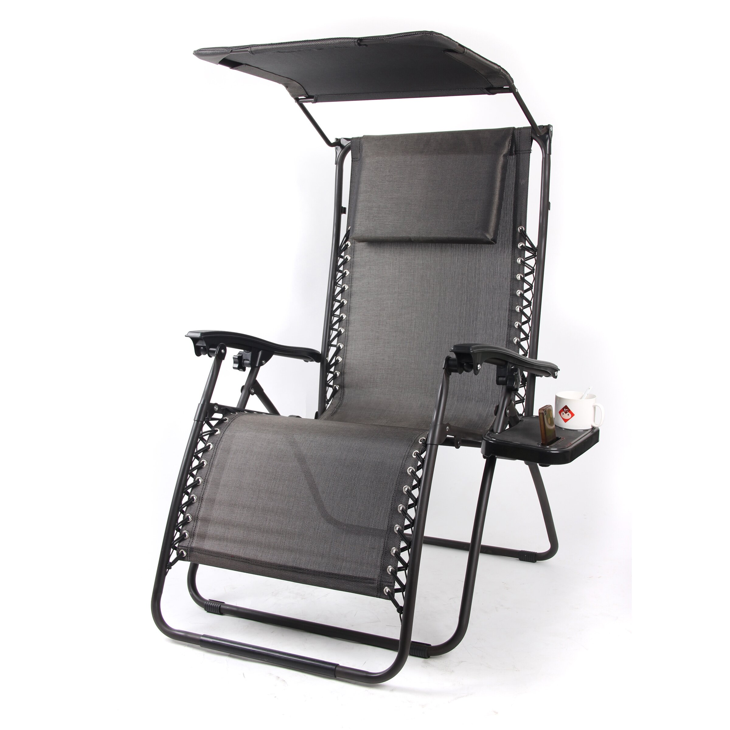 Gold sparrow pacific black xl zero gravity chair reviews for Chair zero review