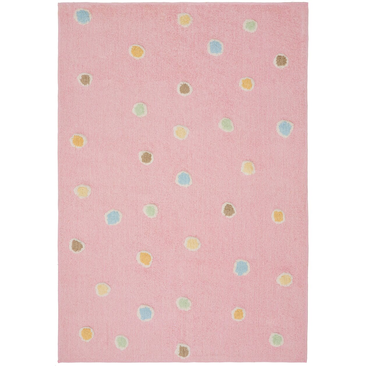 St. Croix Carousel Pink Dots Area Rug & Reviews