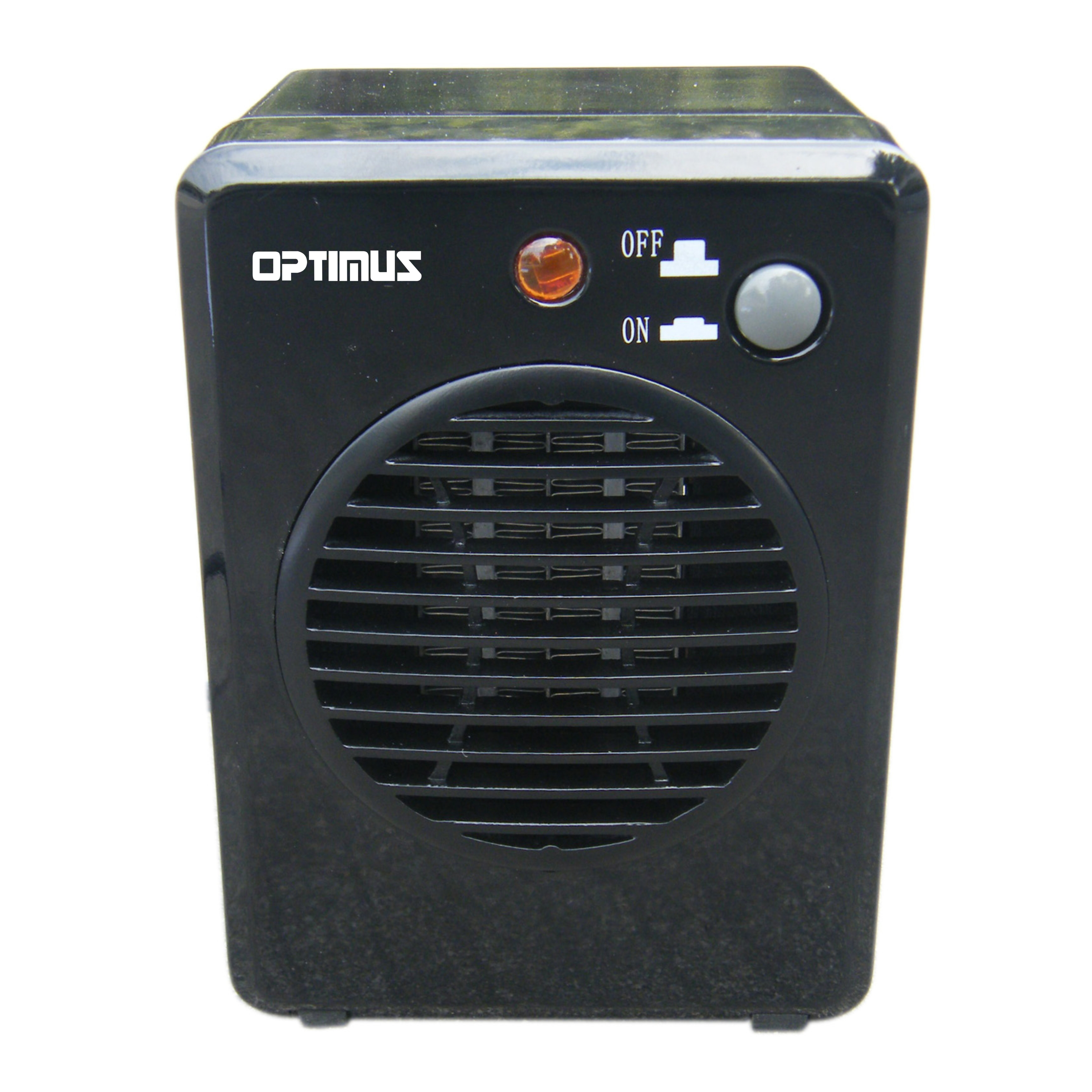 Optimus 300 watt portable electric fan compact heater reviews wayfair - Best small space heaters reviews concept ...