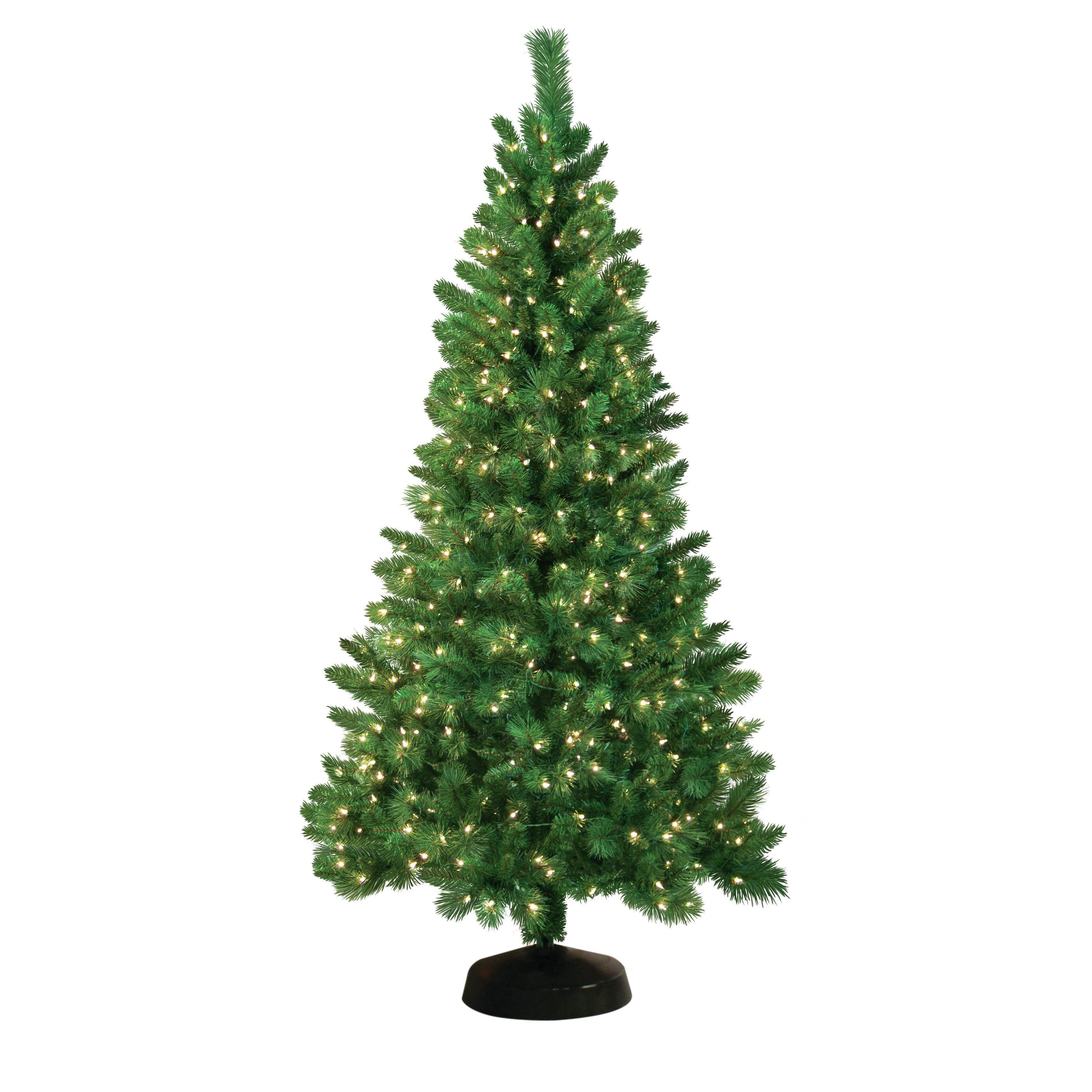 General Foam Plastics Jordan 7 39 Green Artificial Christmas