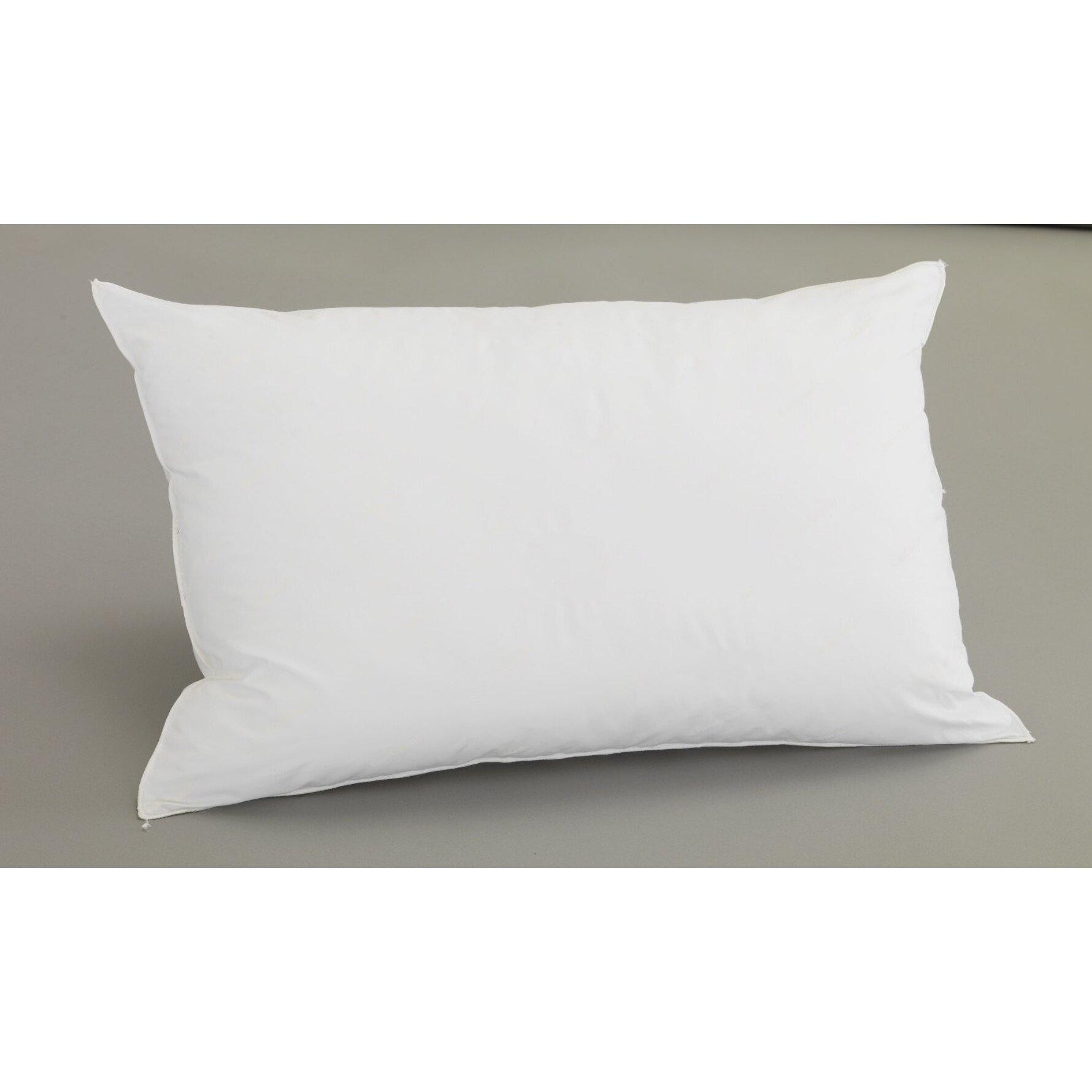 Moonlight slumber pure slumber bed pillow reviews wayfair for Bed pillows reviews