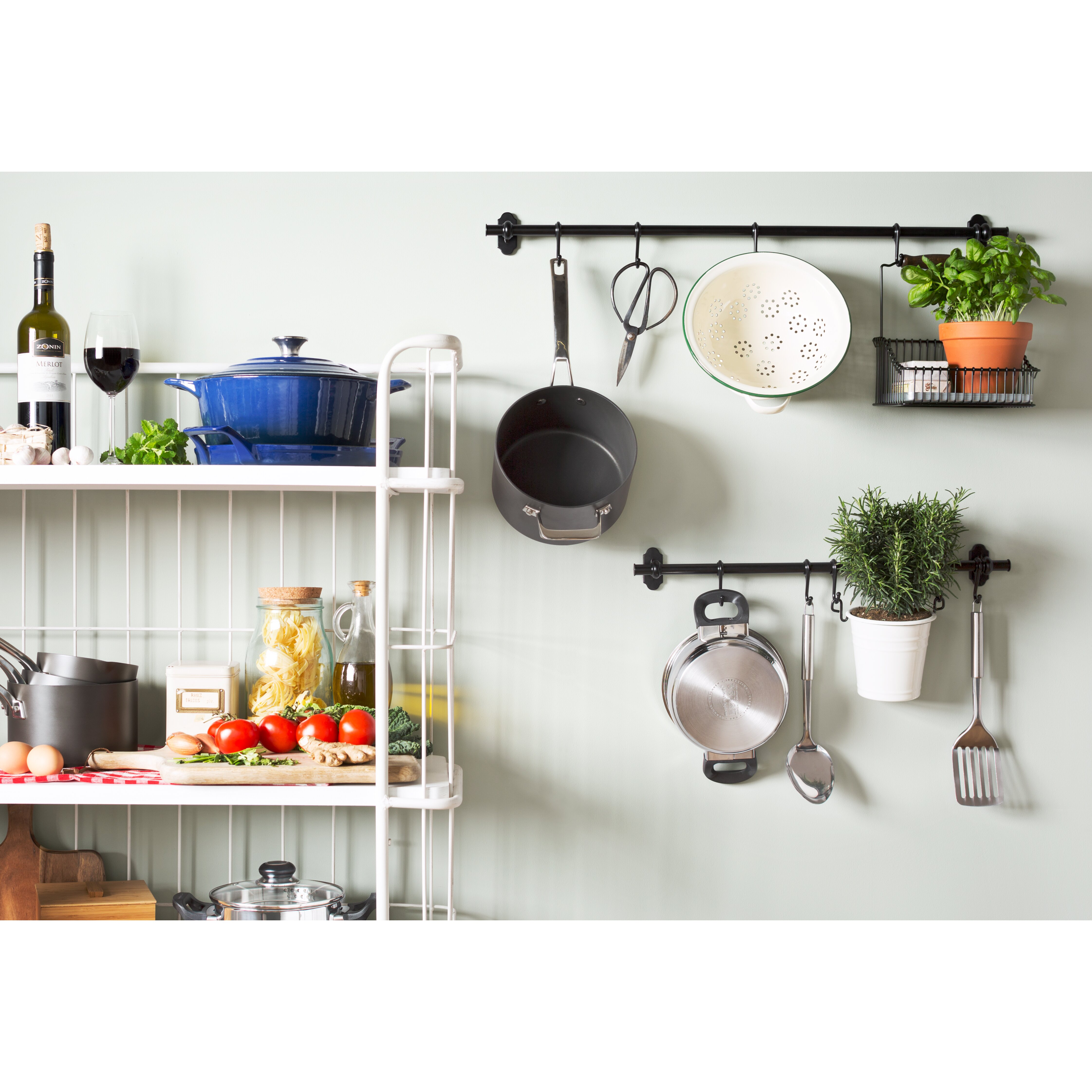 Morphy Richards Pots And Pans: Morphy Richards 8-Piece Stainless Steel Cookware Set
