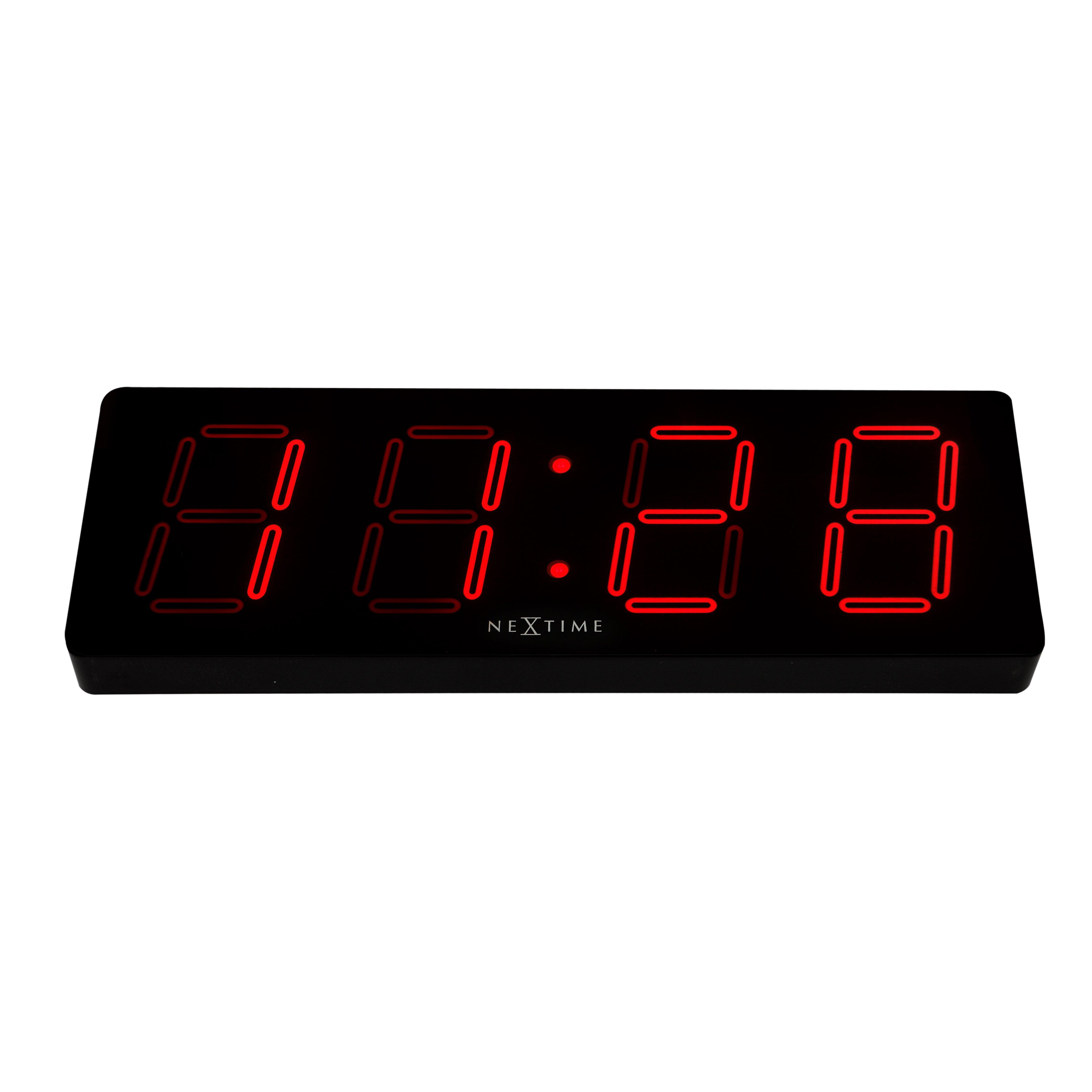 Nextime Unek Goods Digital Wall Clock