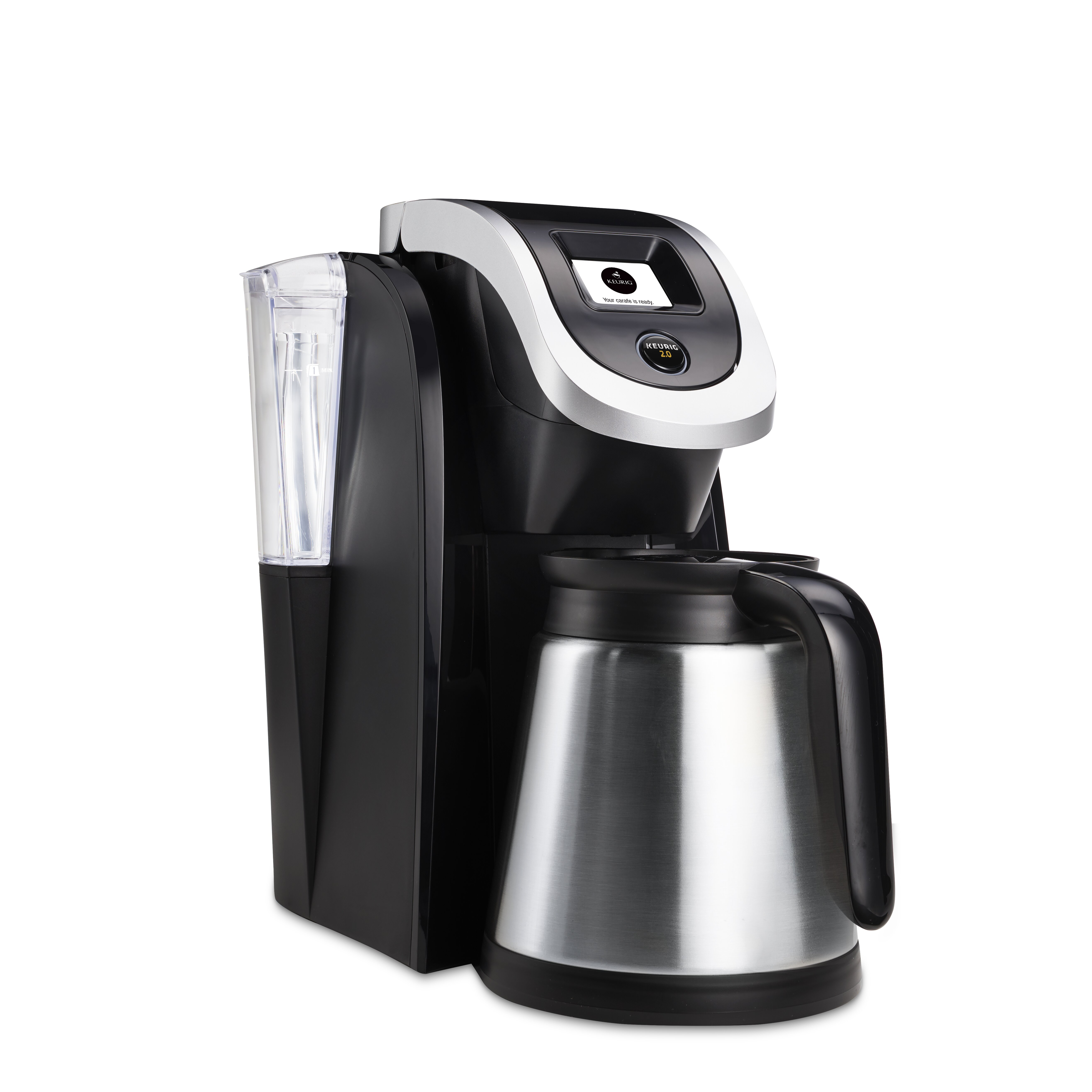 Keurig k250 brewer coffee maker reviews wayfair for Keurig coffee maker