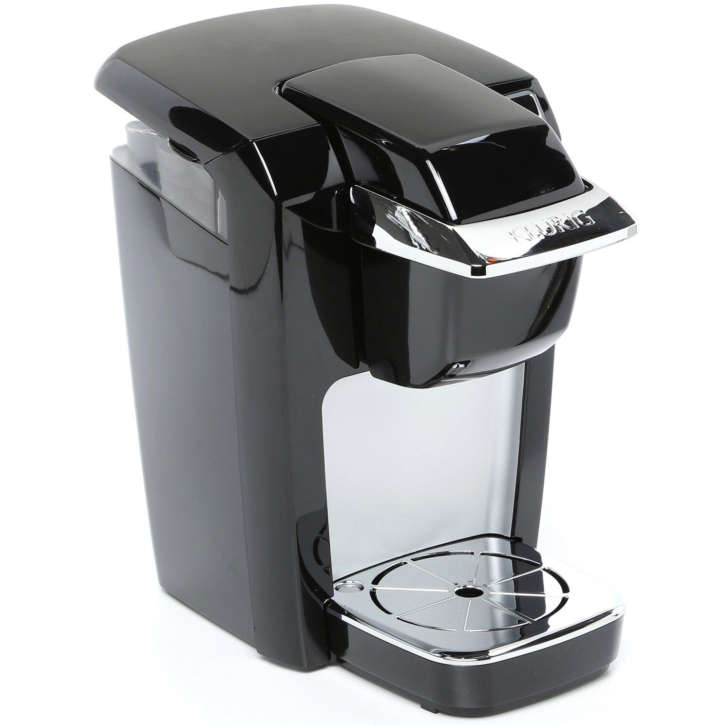 Keurig k15 coffee maker reviews wayfair for Keurig coffee maker
