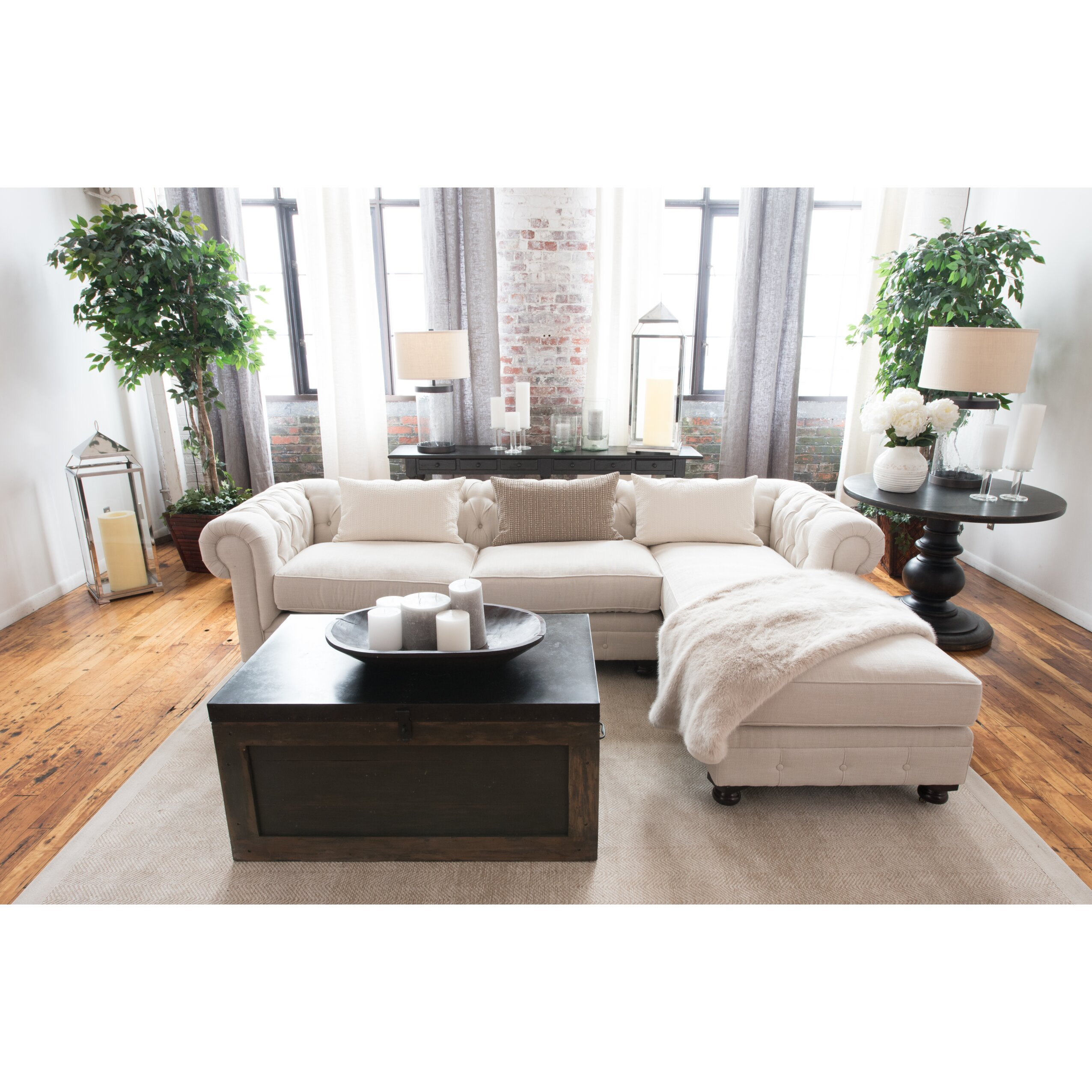 Home Element Furniture: Elements Fine Home Furnishings Estate Sectional