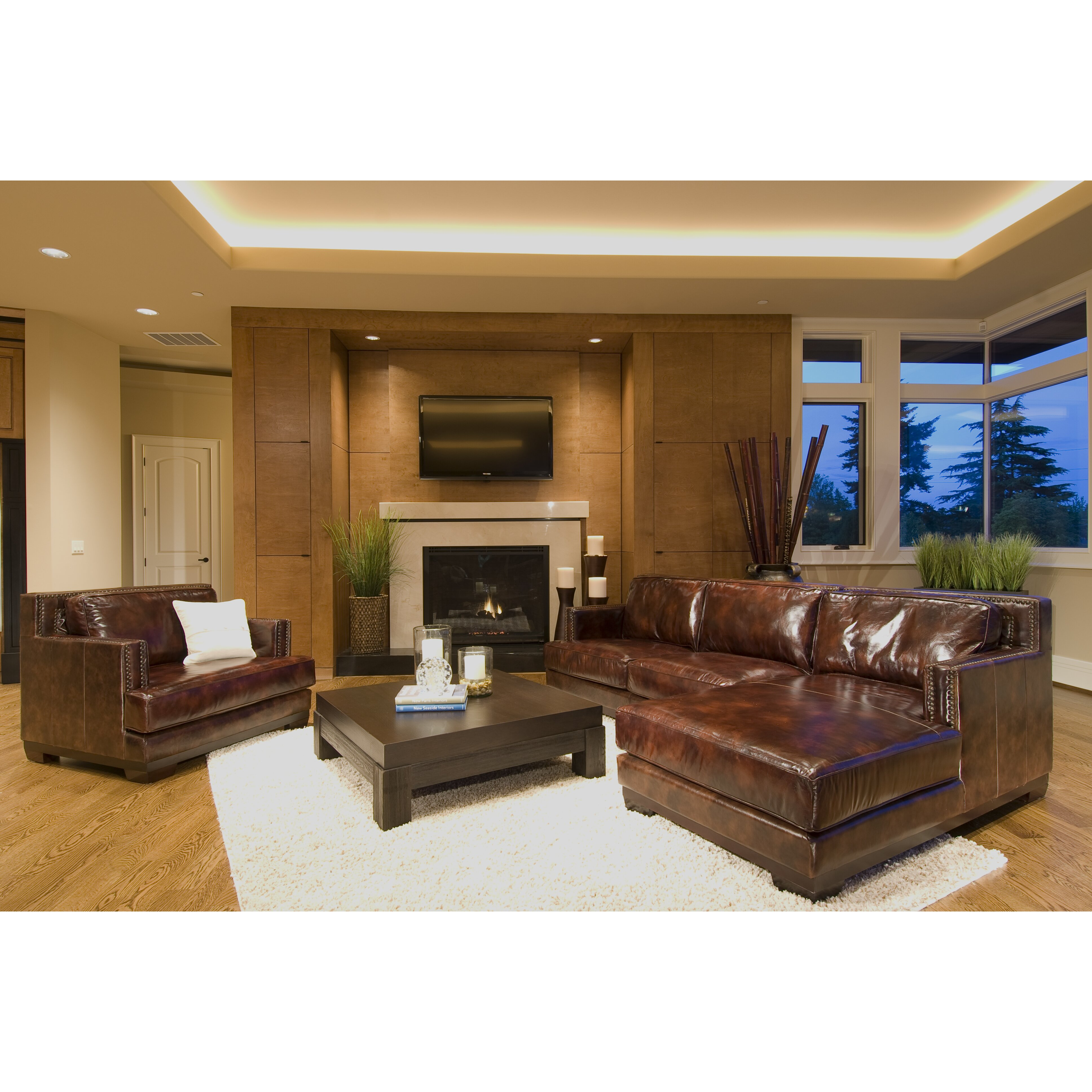 elements fine home furnishings davis living room. Black Bedroom Furniture Sets. Home Design Ideas