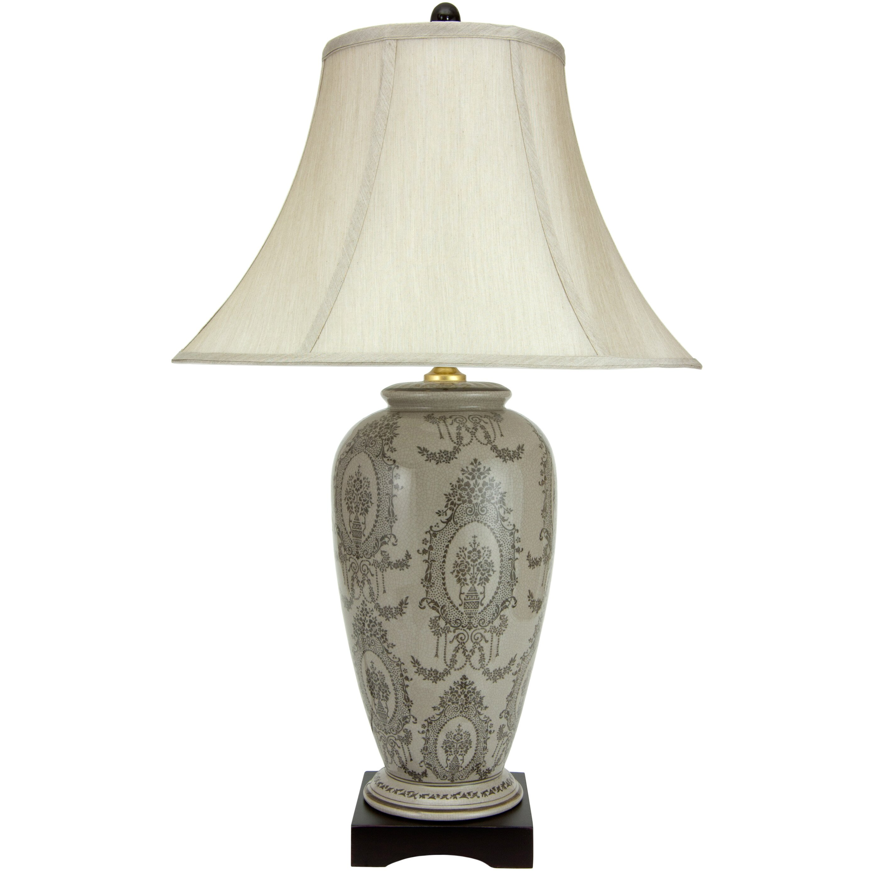 Oriental Furniture Victorian 29 Table Lamp Amp Reviews