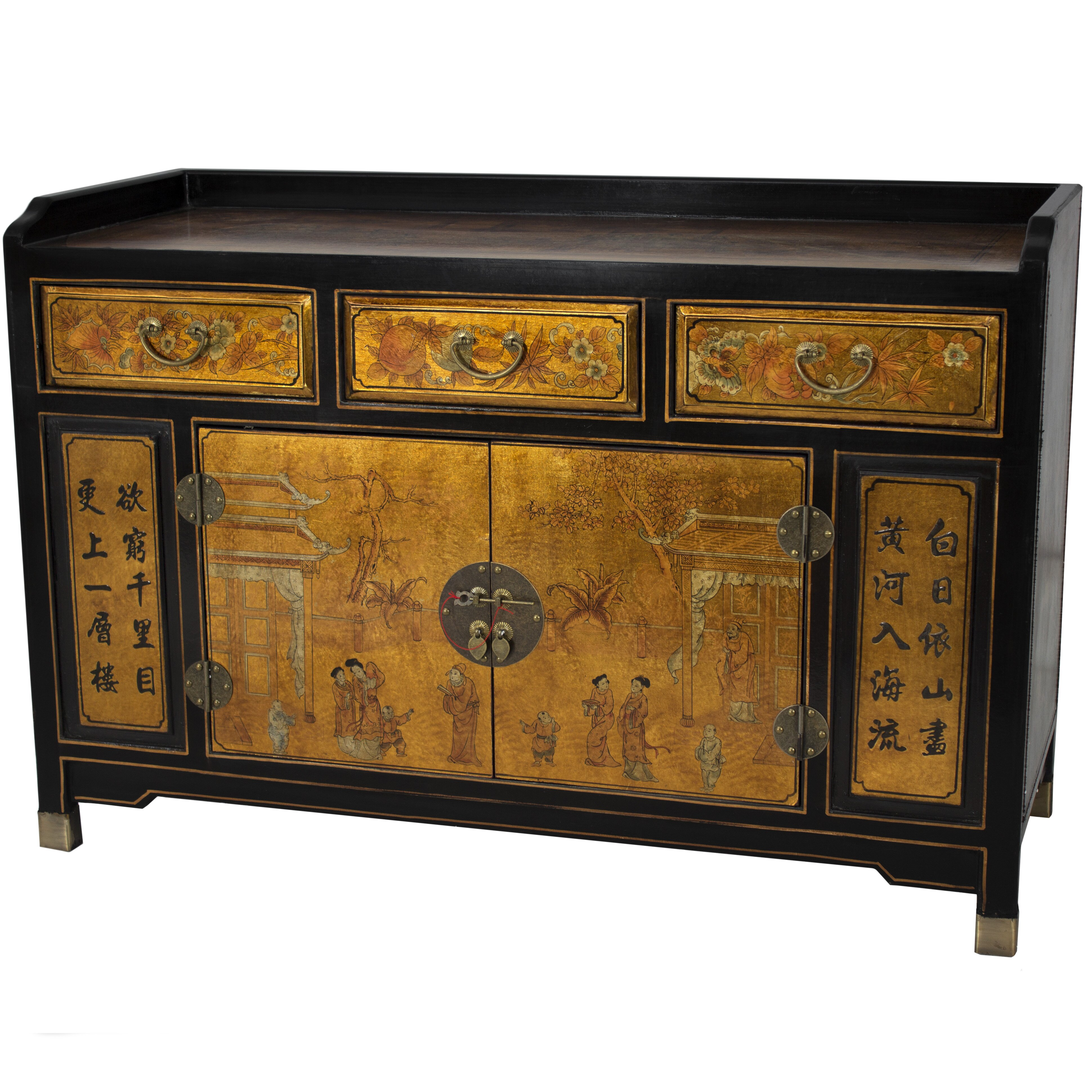Oriental furniture village life buffet reviews for Asian furniture emeryville ca