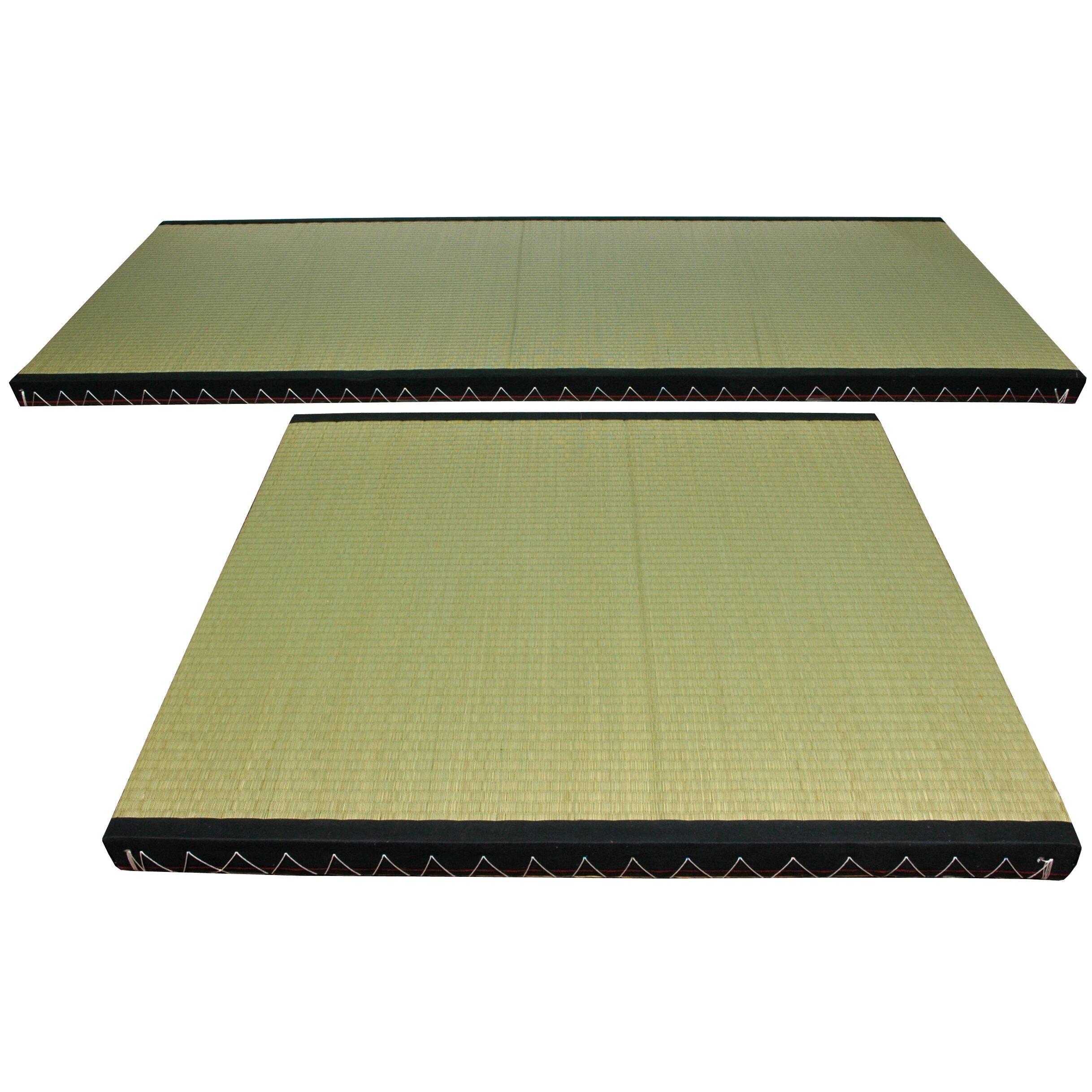 Oriental Furniture Tatami Half Size Mat Amp Reviews Wayfair