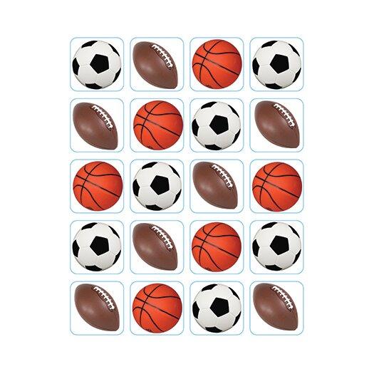 Mattress Eureka Ca Eureka! Mixed Sports Theme Sticker | Wayfair.ca