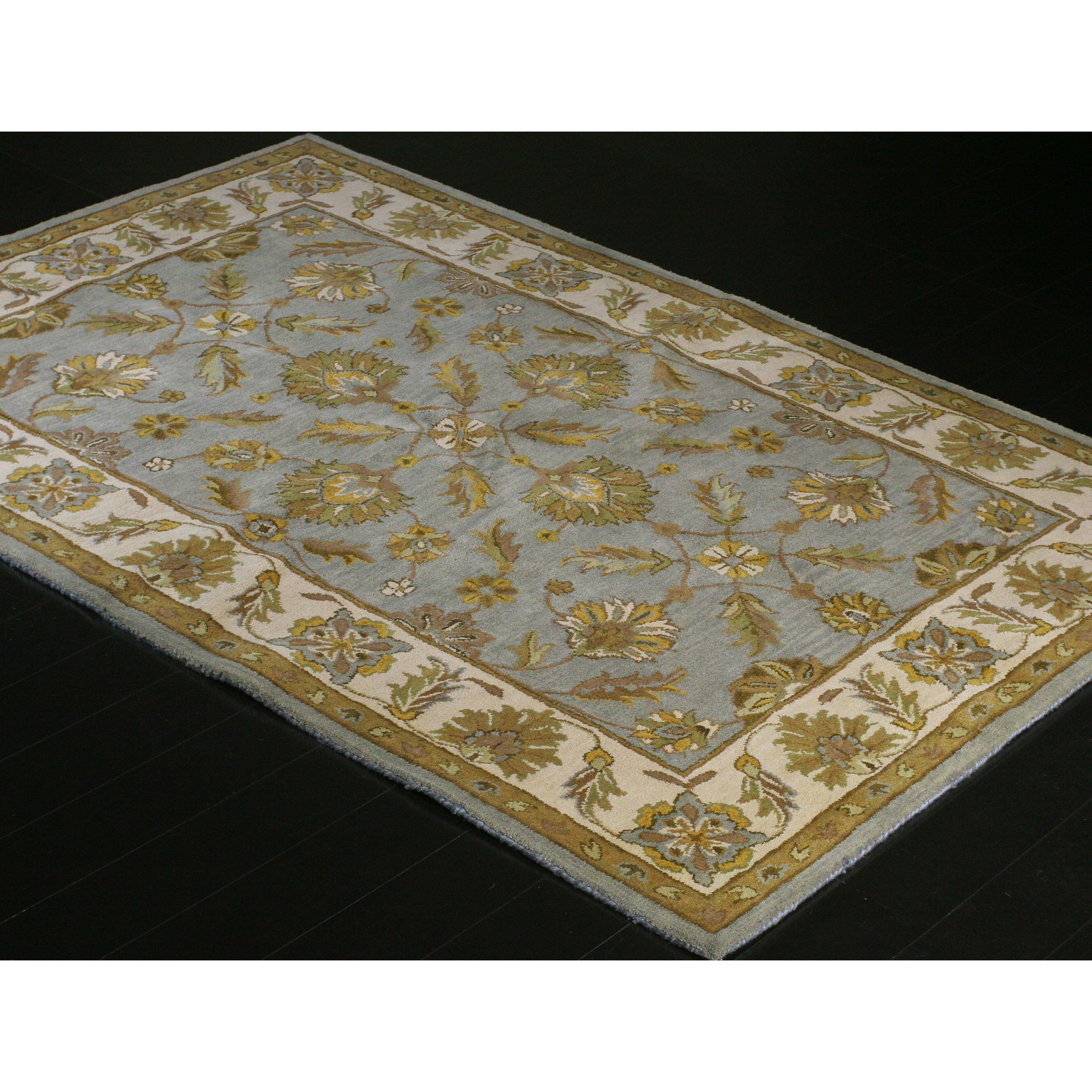 Bashian Rugs Punjab Light Blue Area Rug Amp Reviews Wayfair