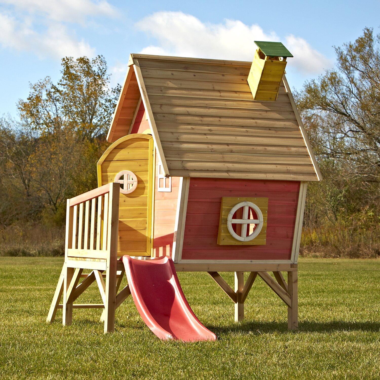 Swing N Slide Hide N Slide Playhouse Amp Reviews Wayfair