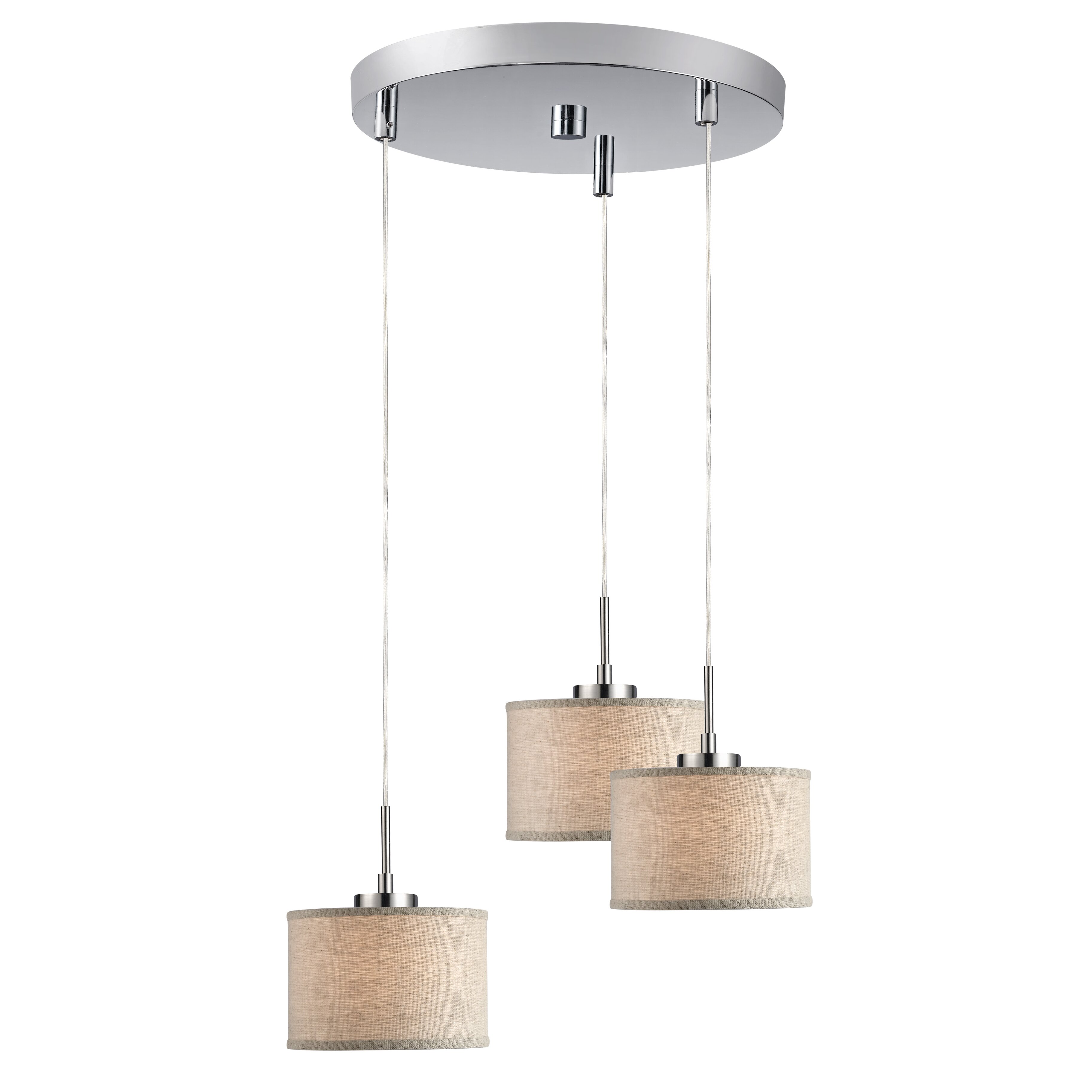 Woodbridge Ceiling Cluster 3 Light Mini Pendant Amp Reviews
