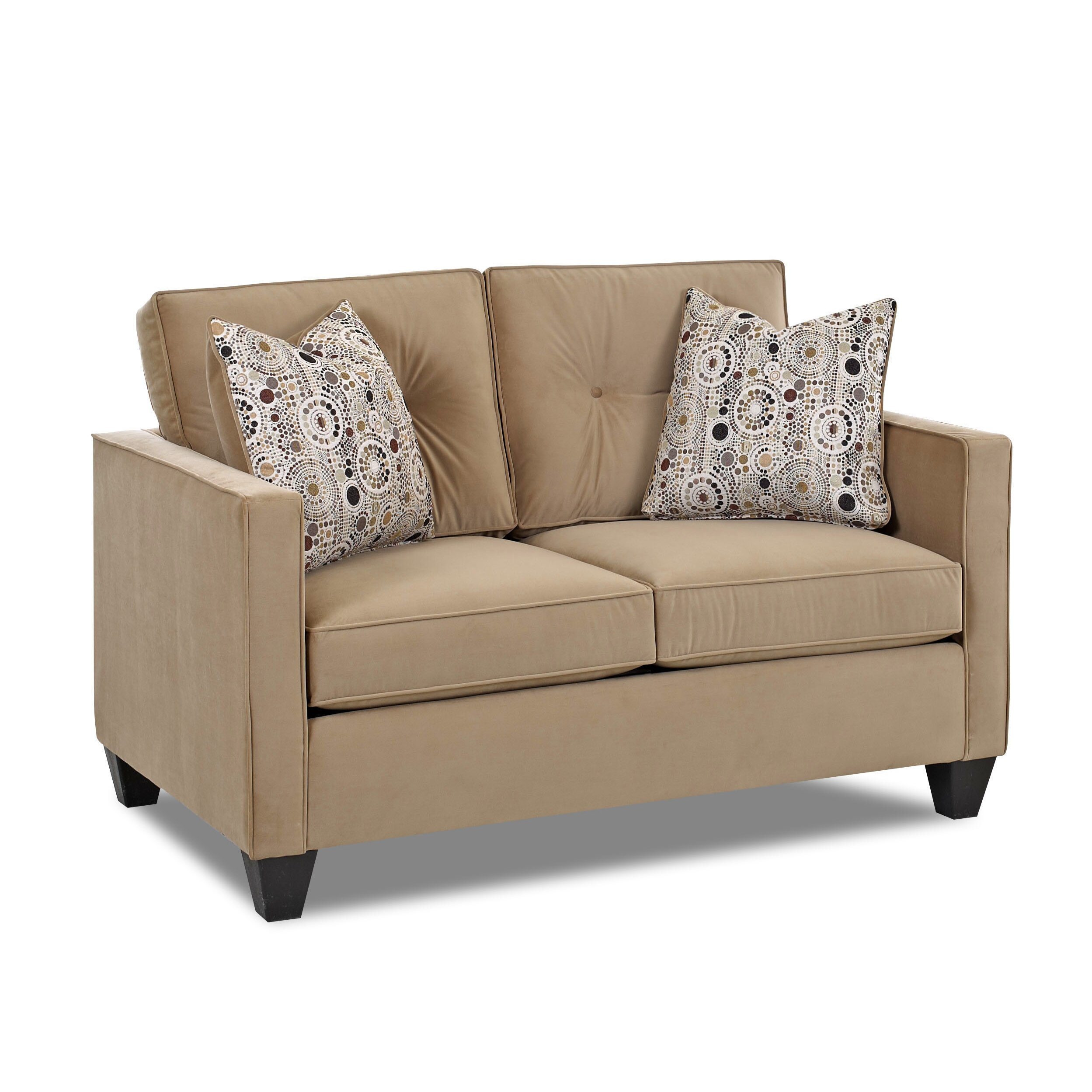 Klaussner Furniture Derry Loveseat & Reviews | Wayfair