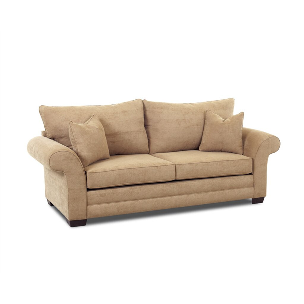 klaussner furniture bart sleeper sofa reviews wayfair With klaussner sectional sleeper sofa