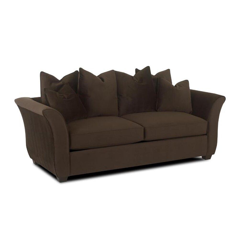 Klaussner furniture cedar sofa reviews wayfair for Klaussner sofa