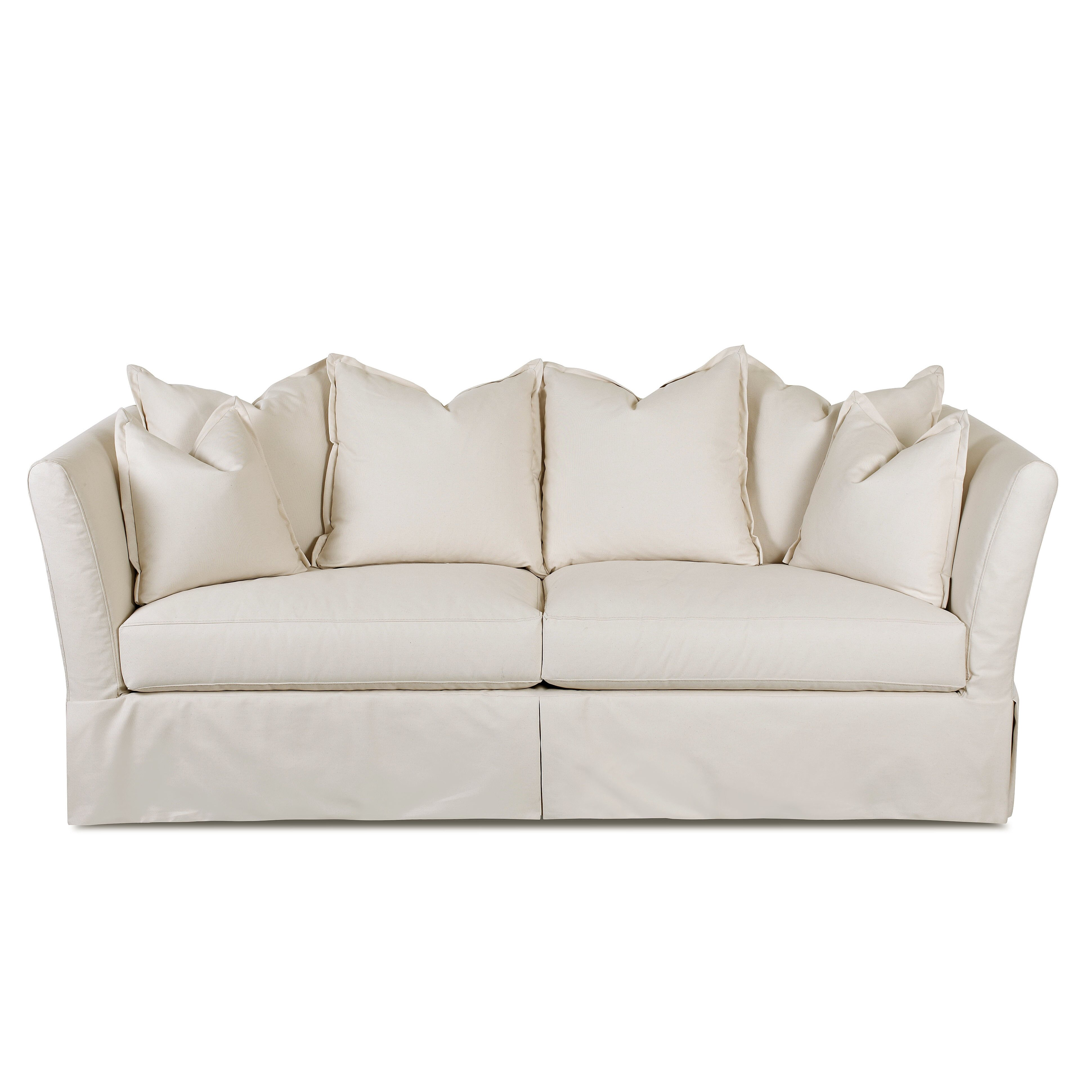 Klaussner furniture elizabeth sofa reviews wayfair for Klaussner sofa