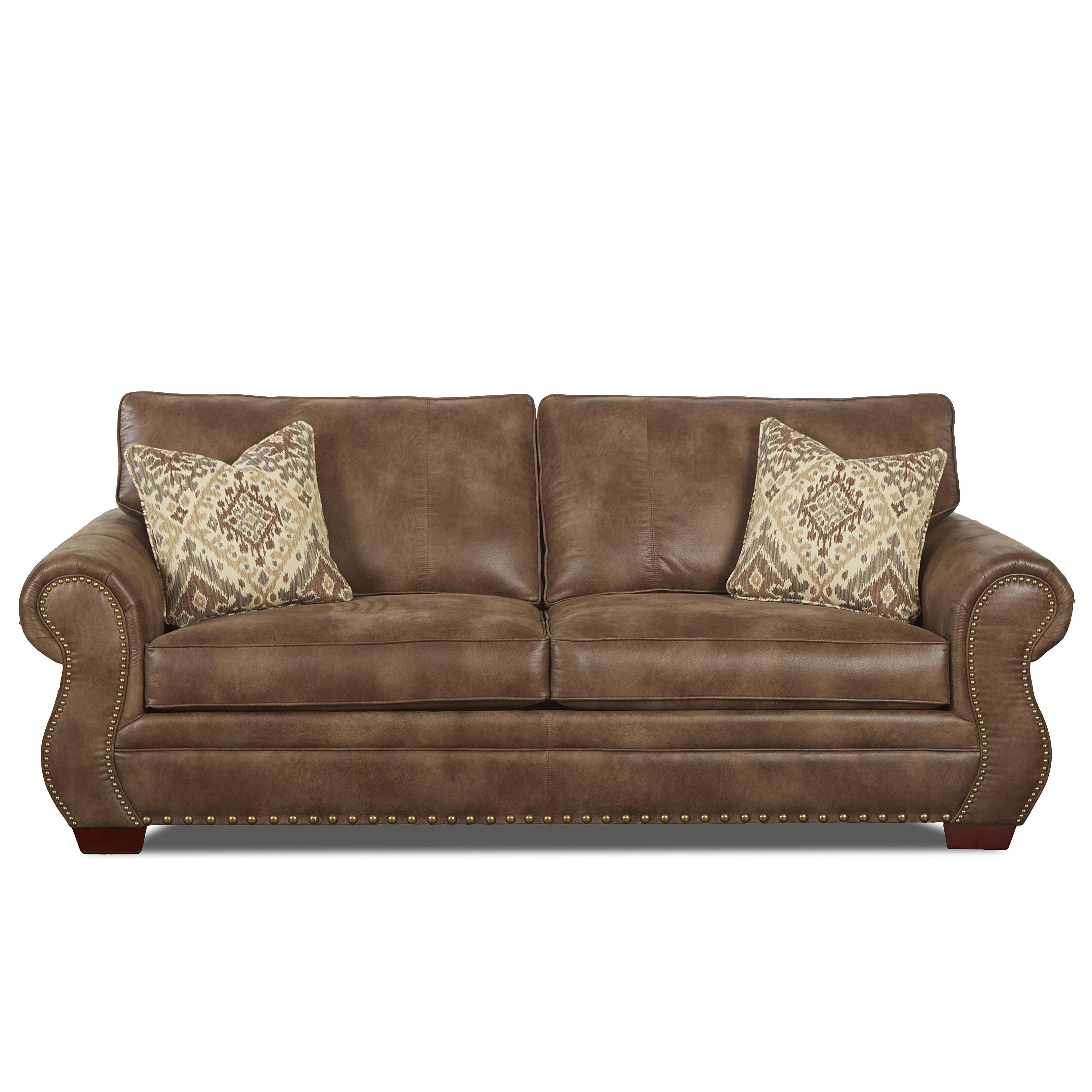 Klaussner furniture jackie sofa reviews wayfair for Klaussner sofa