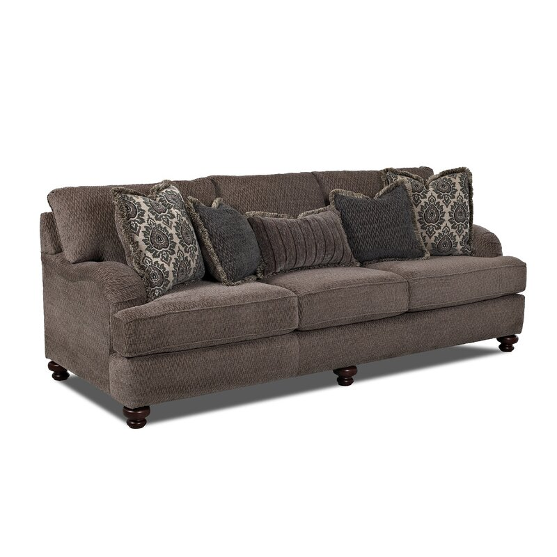Klaussner furniture jack sofa wayfair for Furniture jack